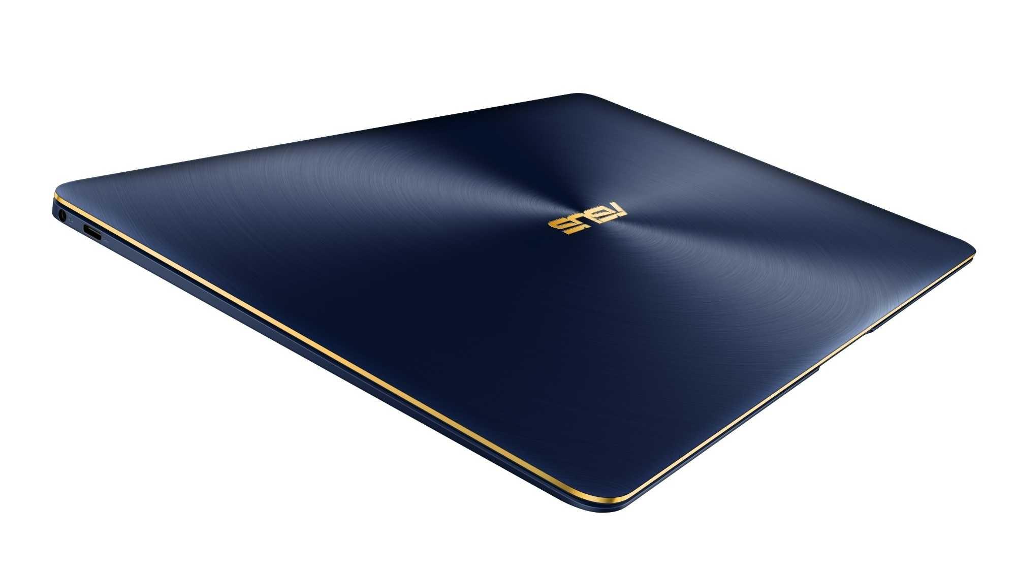 Asus ZenBook 3 Deluxe: Schickes Notebook mit 14-Zoll-Bildschirm