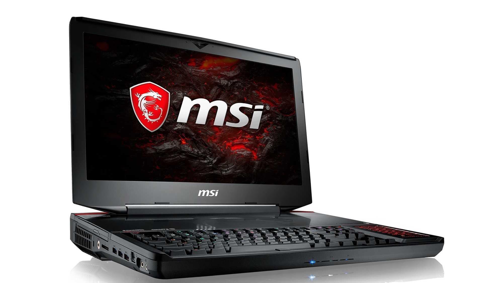 MSI aktualisiert sein komplettes Notebook-Portfolio