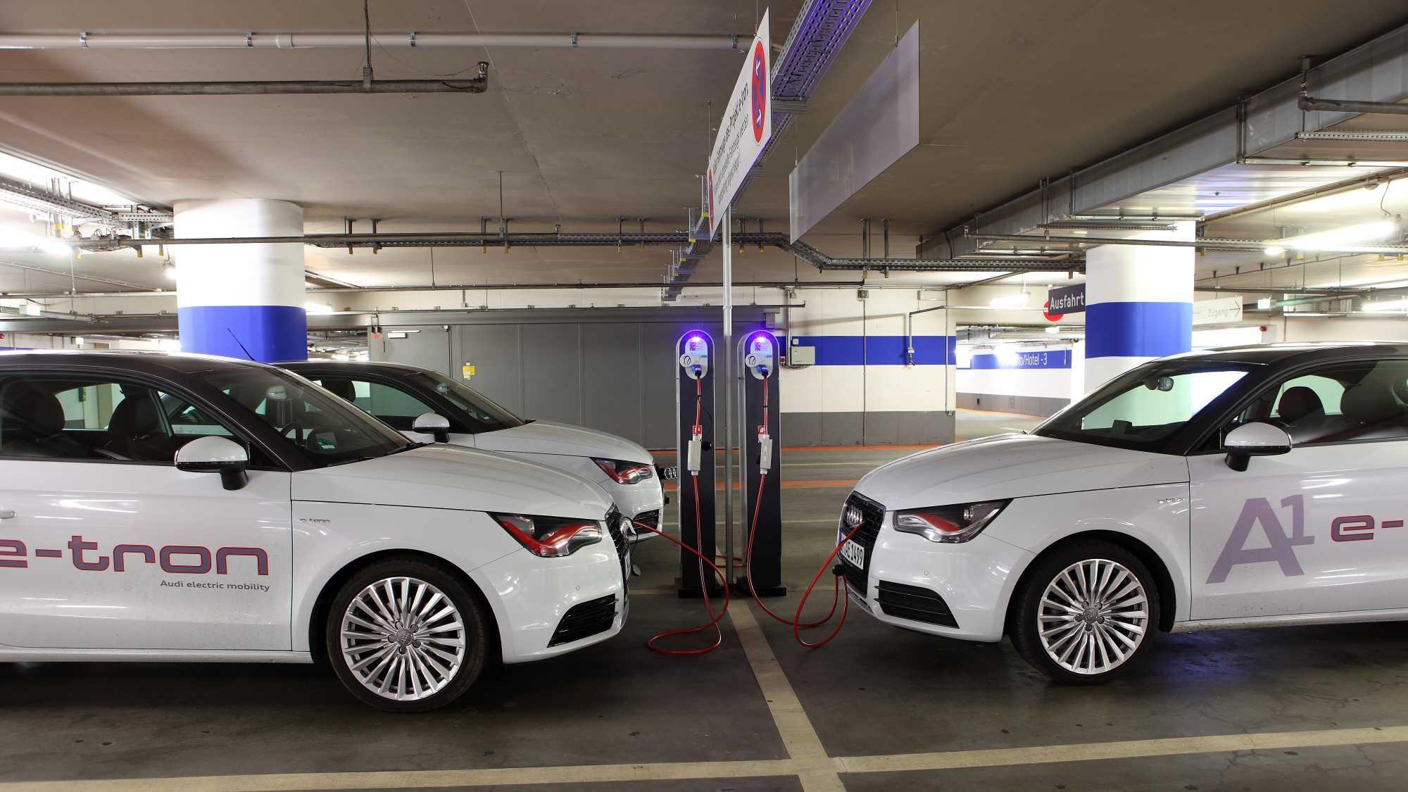 Zahlen, bitte – Der Weg zur Elektromobilität führt über 35.000 Ladepunkte