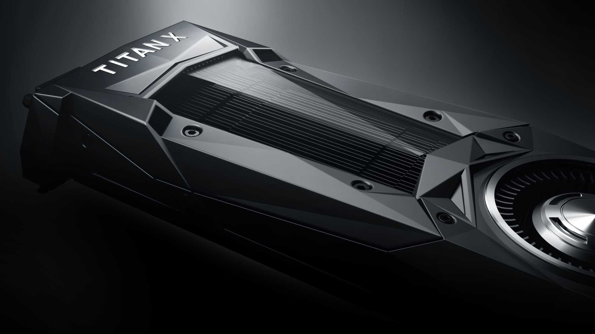 Neues Nvidia-Flaggschiff mit fast 4000 Kernen: Titan Xp fürs Ultra-High-End