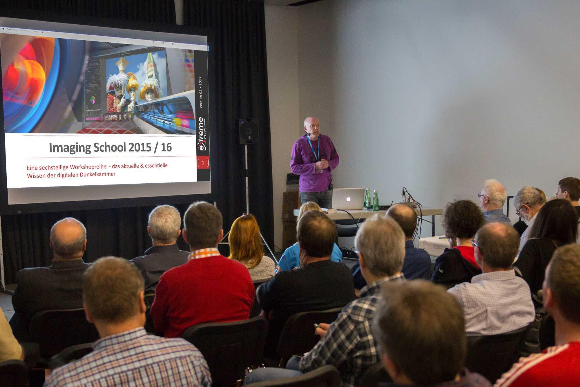 Trainer Frank Werner vermittelt sein Wissen live und alternativ im ortsunabhängigen Webinar.