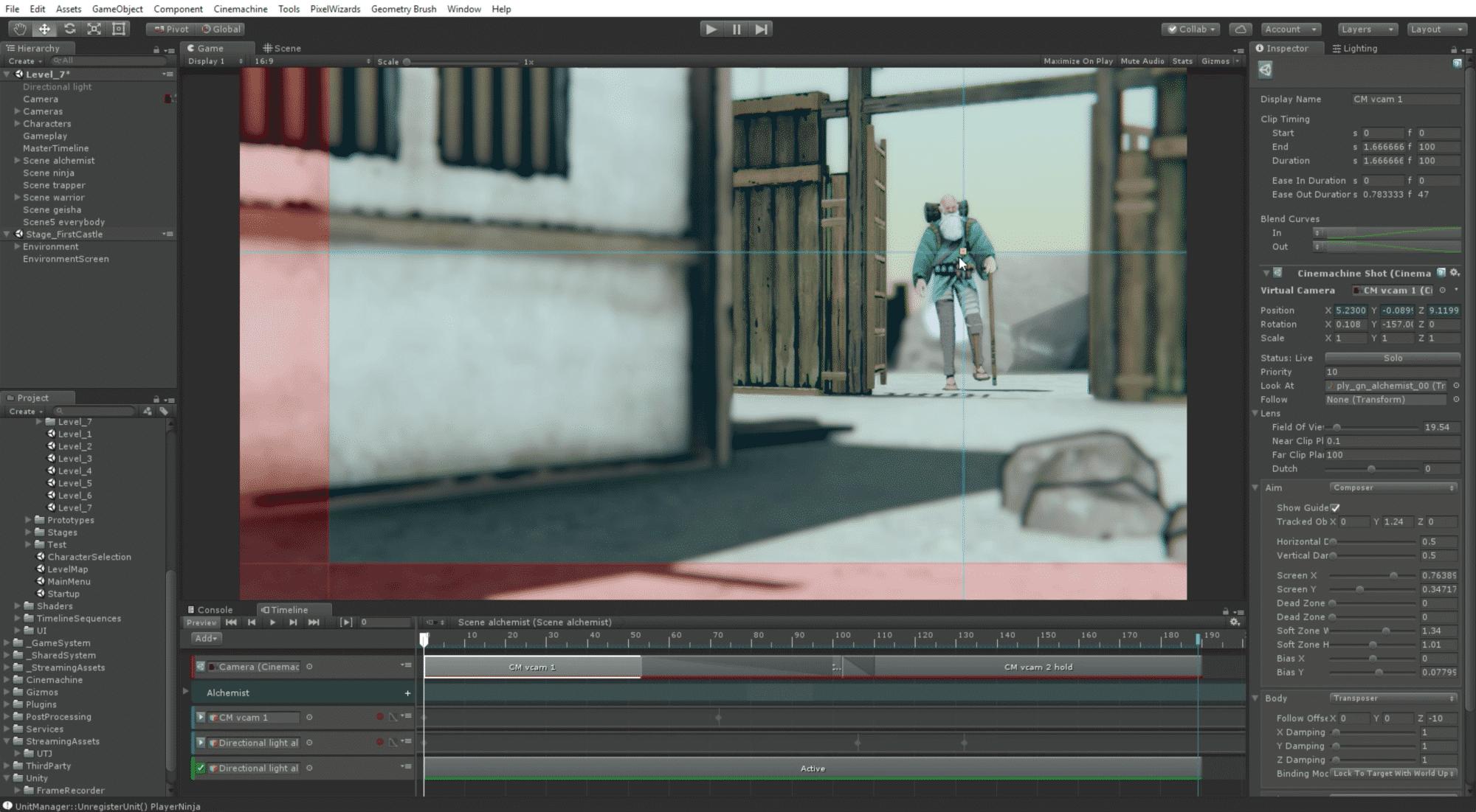 Die neuen Post-Processing-Effekte erlauben ein Color-Grading, wie man es bislang nur von professionellen Videobearbeitungsprogrammen her kannte.