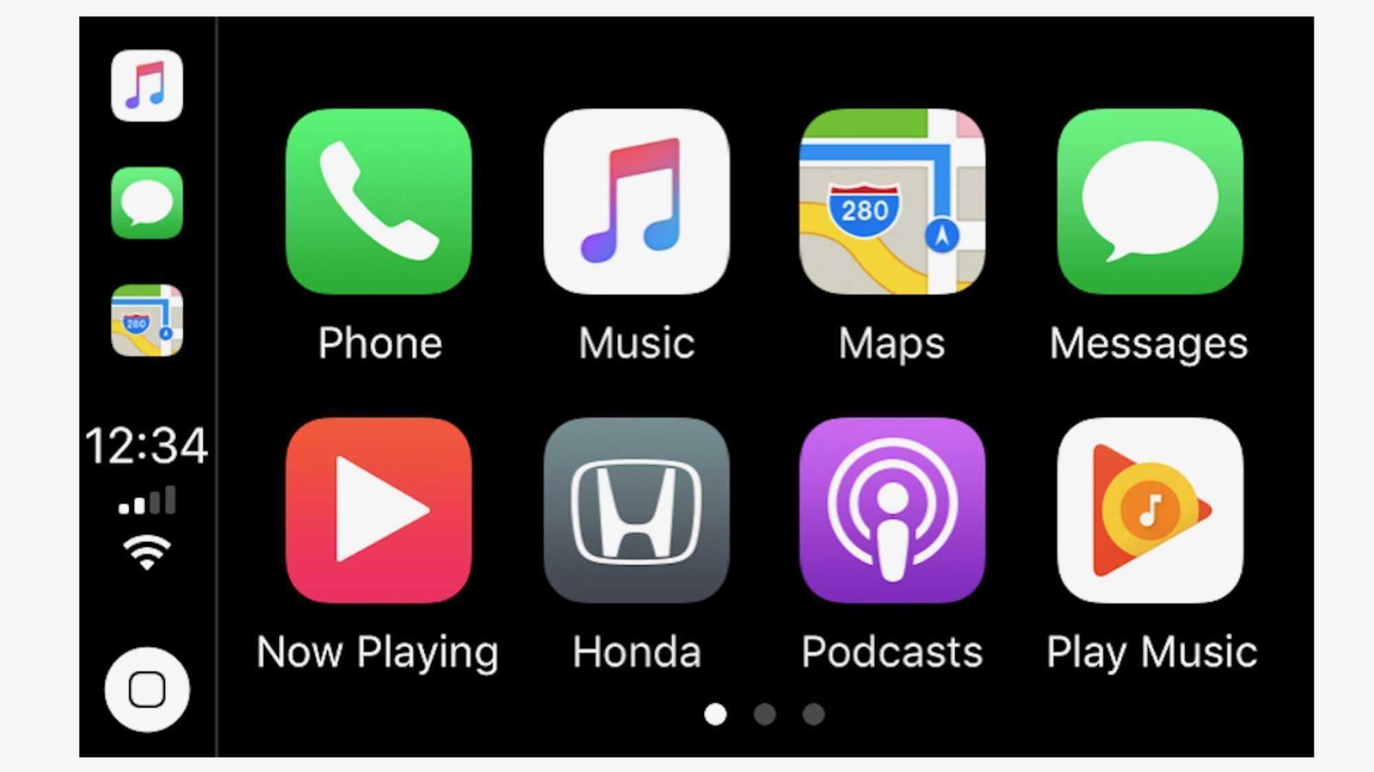 Play Music: Google fährt bei Apples CarPlay mit