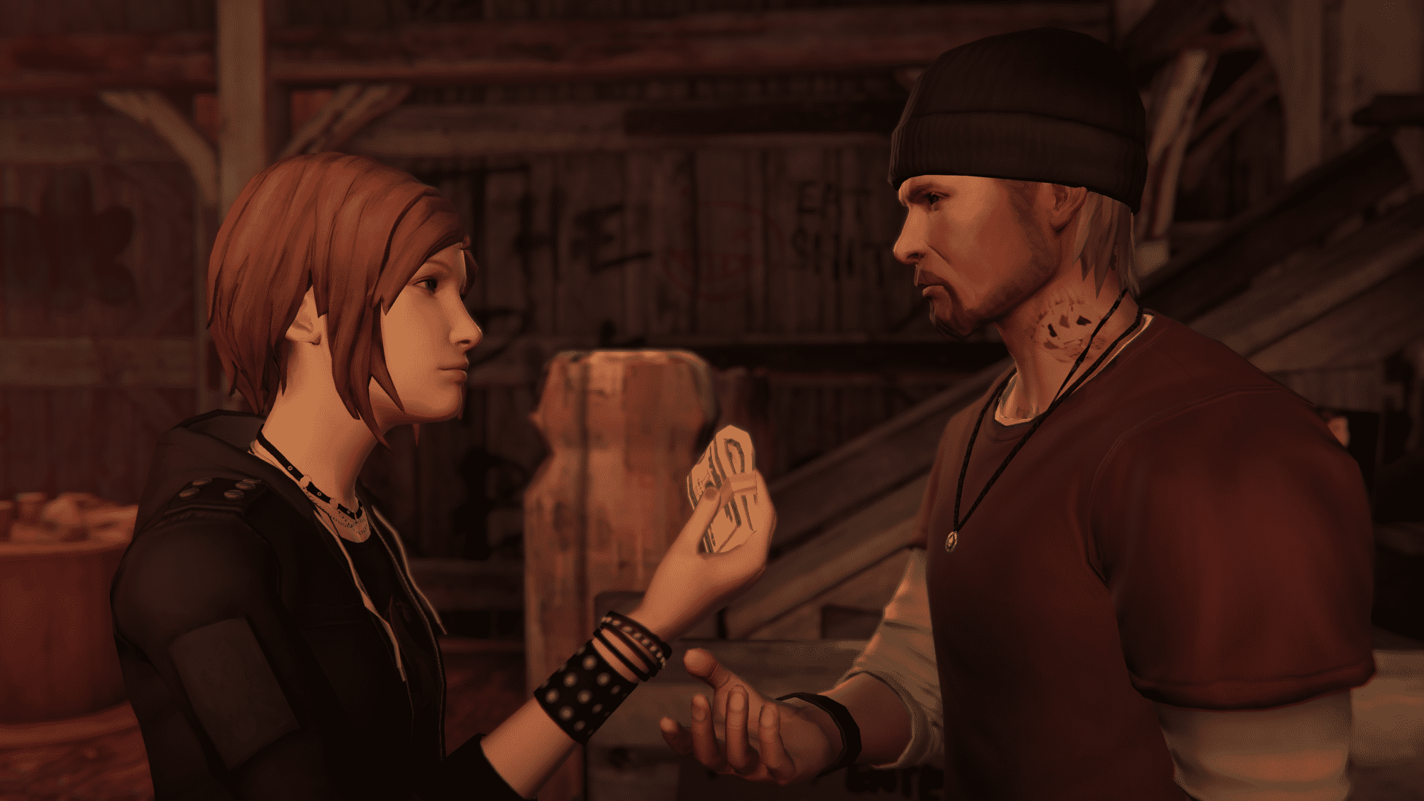 Life is Strange - Before the Storm: Ein Blick auf das neue Teenager-Drama