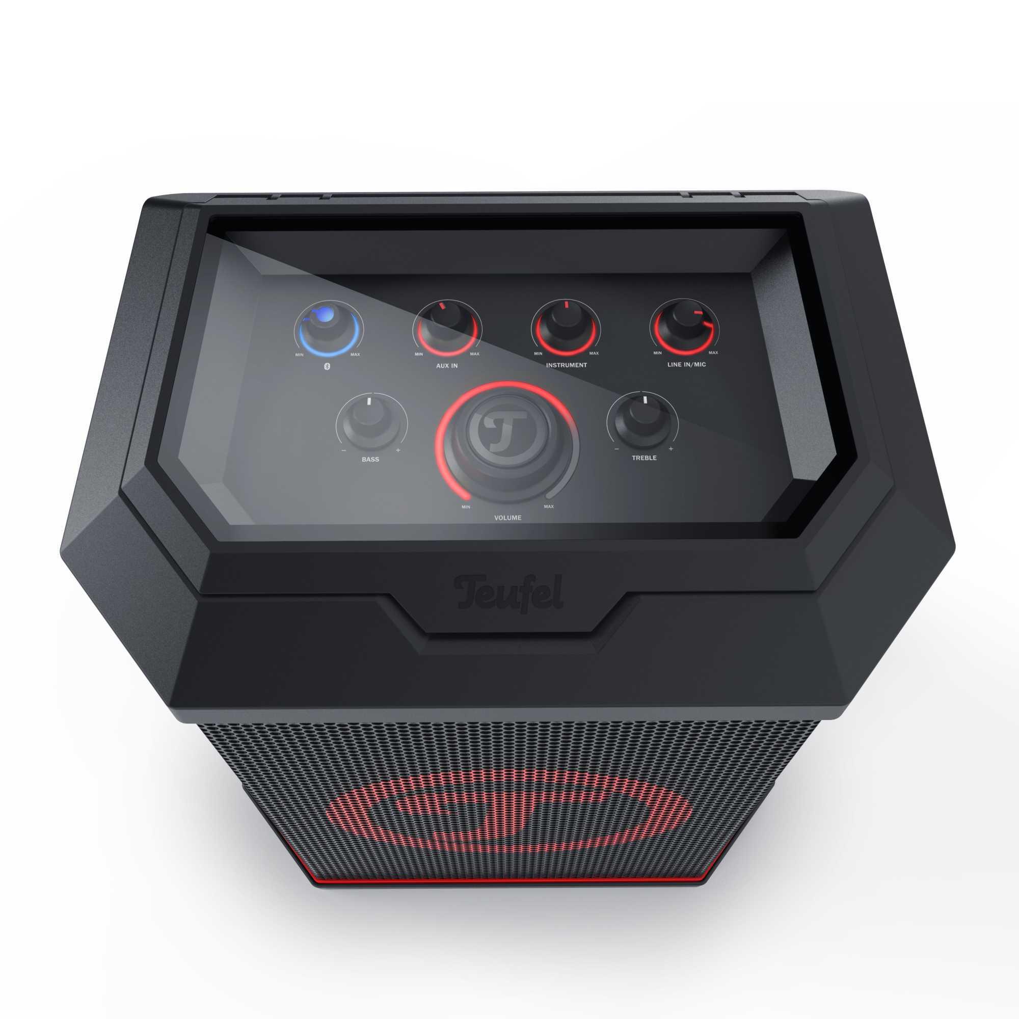 teufel lautsprecher h llisch laute audiokisten bekommen. Black Bedroom Furniture Sets. Home Design Ideas