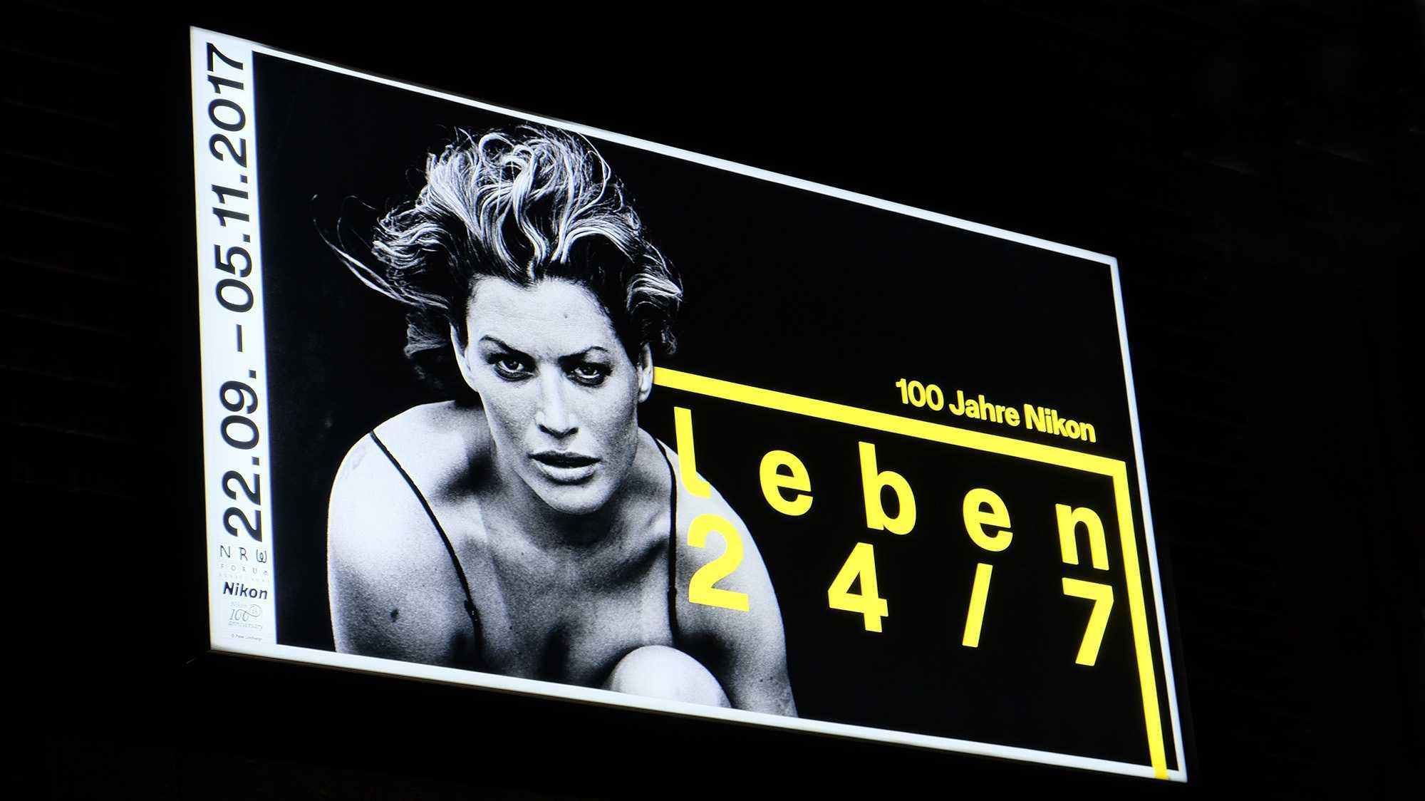 Fotoausstellung und Preisverleihung zu Nikons 100-jährigem
