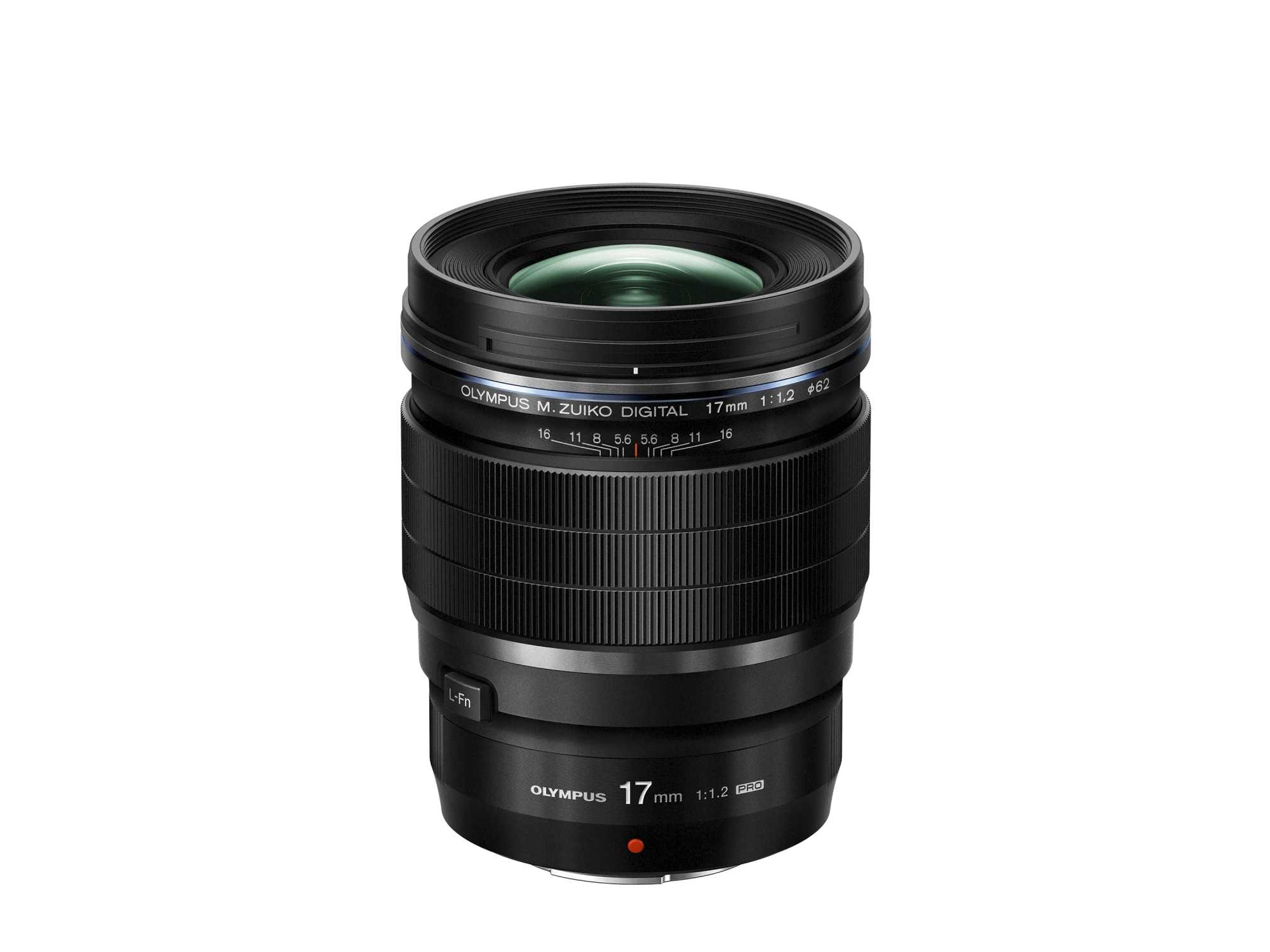 Das M.Zuiko Digital ED 17 mm 1:1.2 PRO soll vor allem Landschaftsfotografen ansprechen.