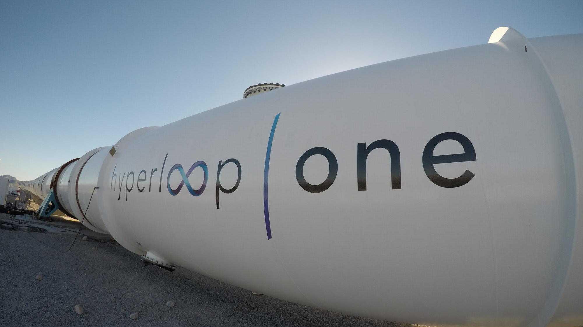 Virgin Hyperloop One will 2019 mit Bau der ersten Strecke beginnen