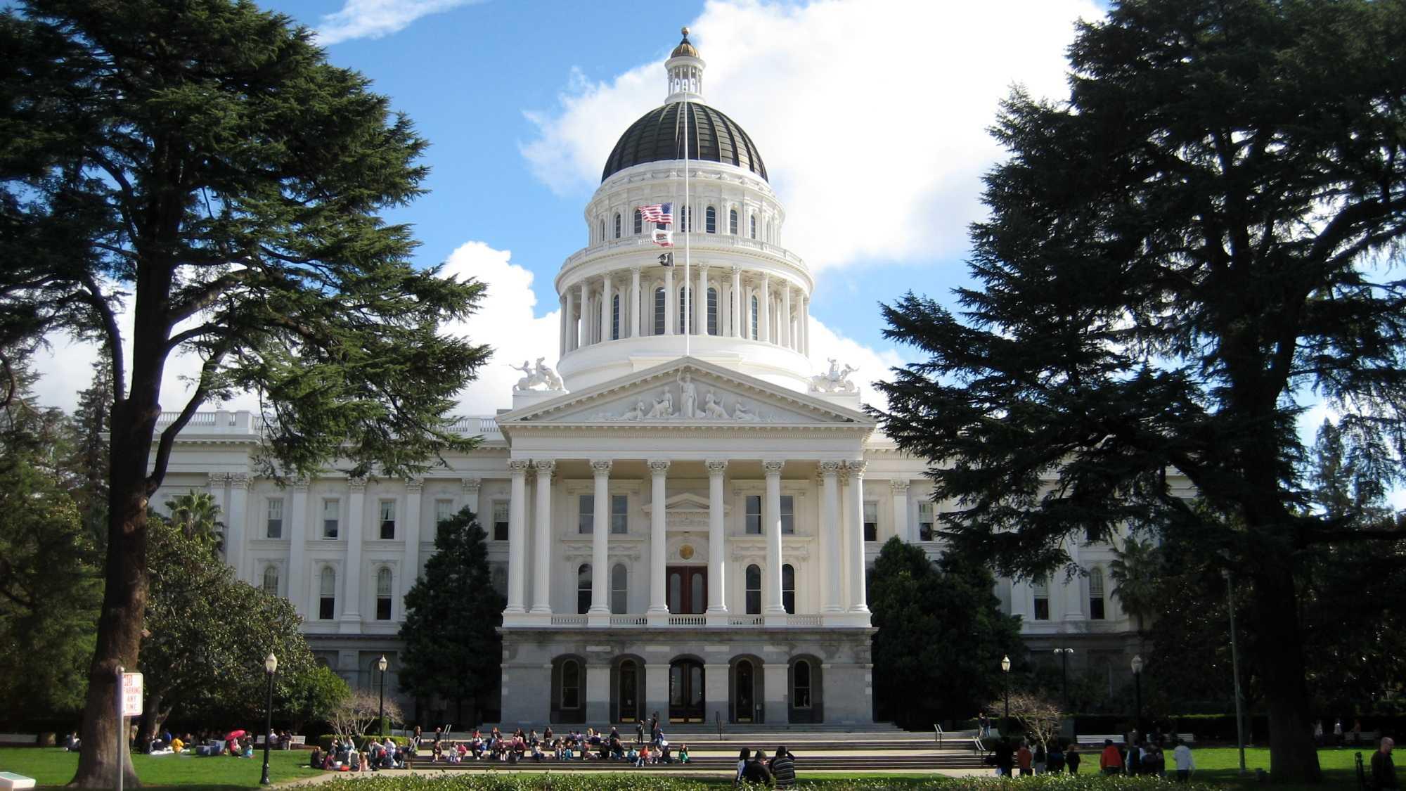 Capitol, Sacramento