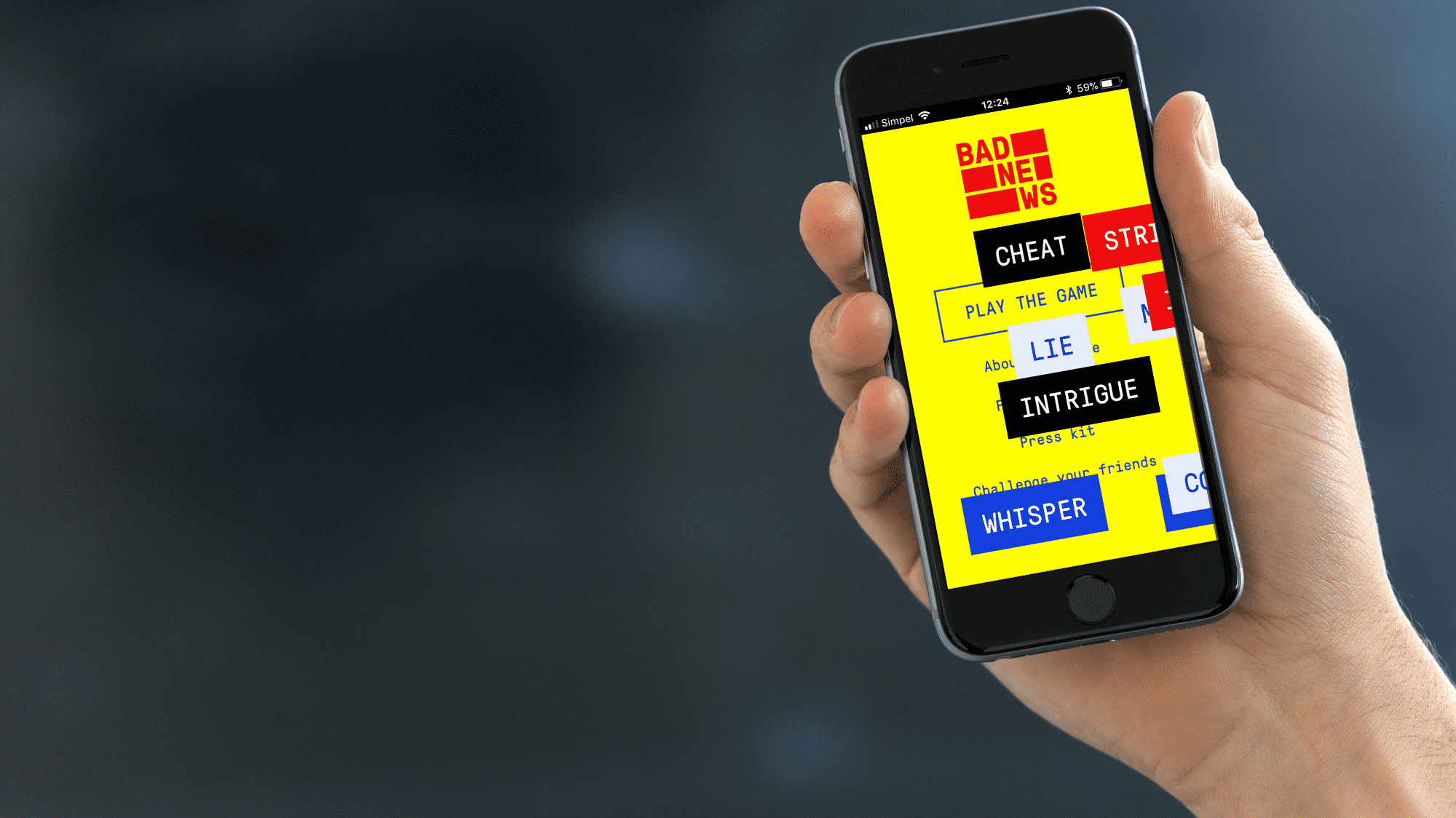 Bad News: Browsergame will über Fake News aufklären