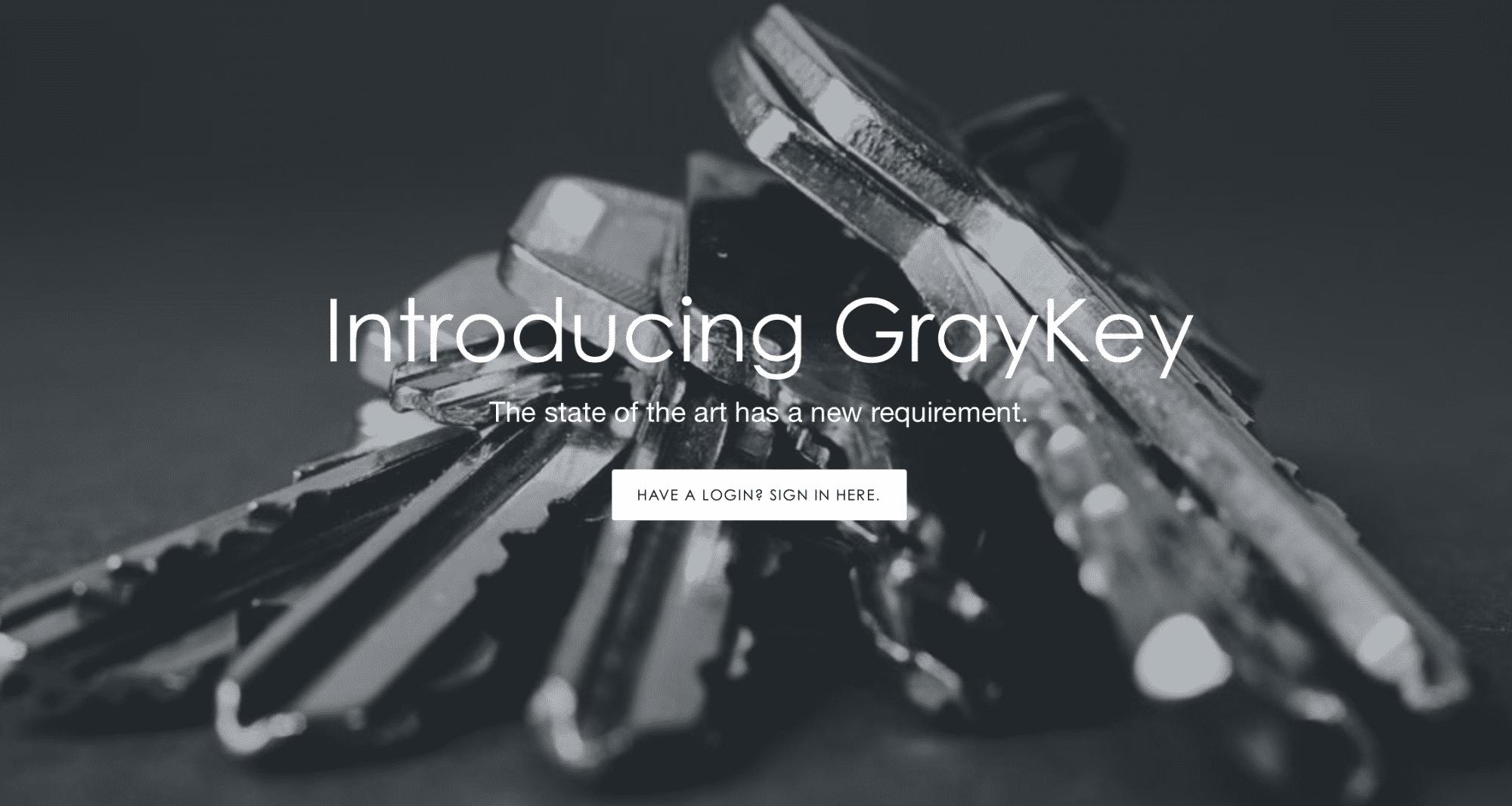 GrayKey