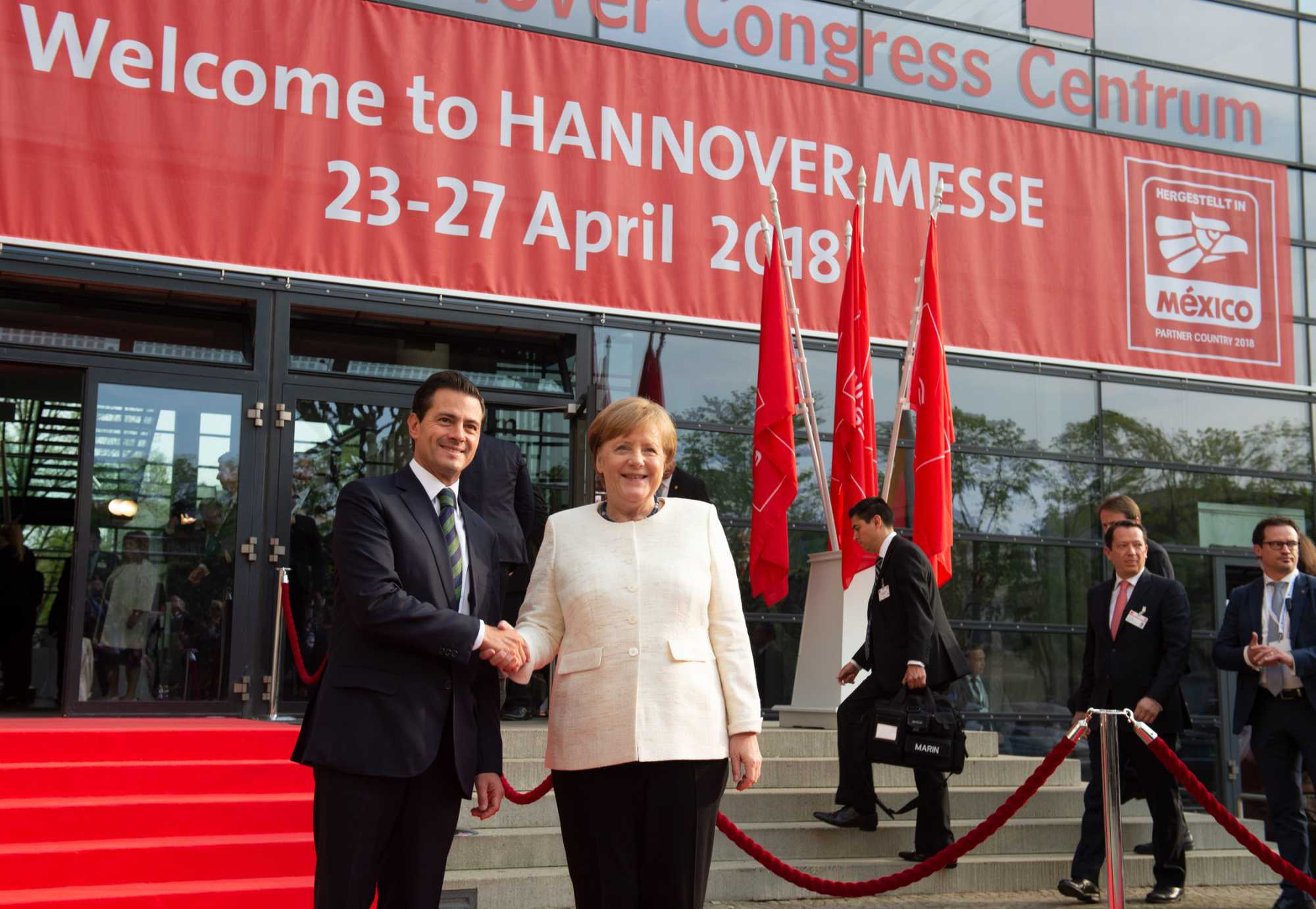 Hannover Messe, Cemat