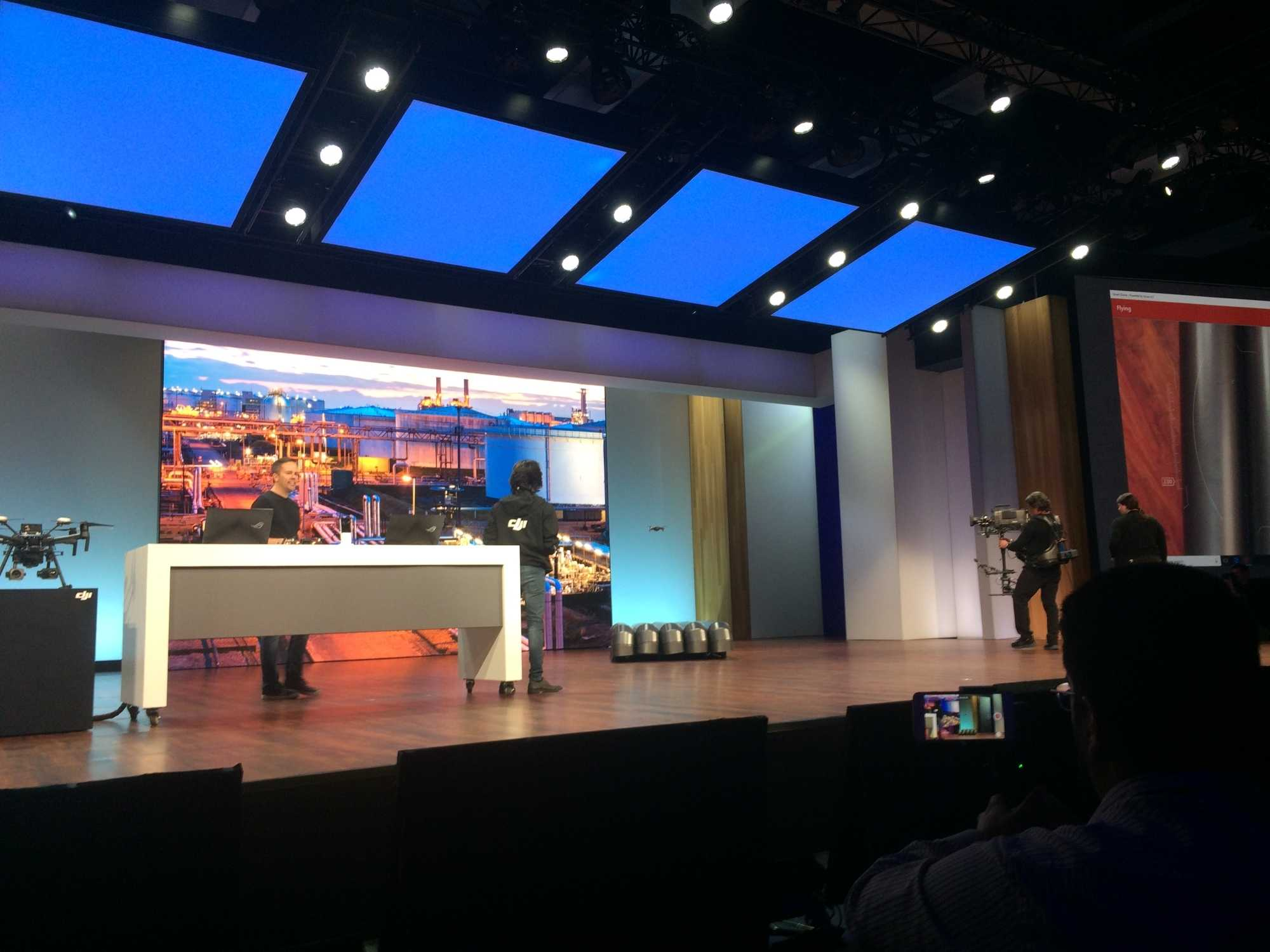 Microsoft und DJI zeigen, wie Bilderkennung mit dem neuen SDK in der Praxis funktioniert.