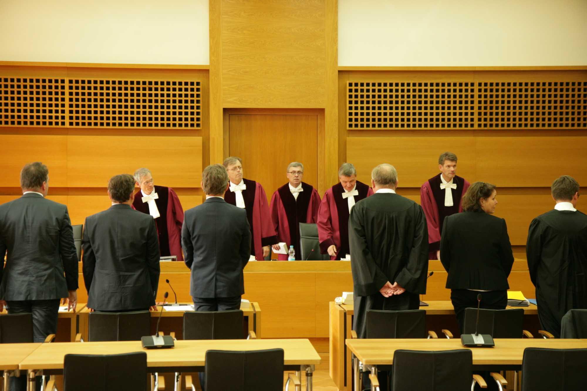 Der 6. Senat des Bundesverwatungsgerichts in Leipzig hat über die strateische fernmeldeüberwachung durch den Bundesnachrichtendienst in erster und letzter Instanz entschieden.