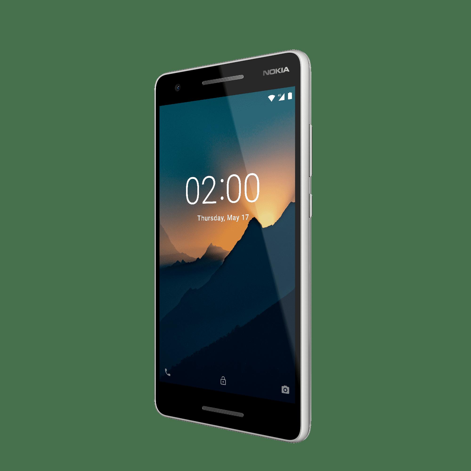 Für 120 Euro punktet das Nokia 2.1 mit einem großen Akku. Die schwache Ausstattung wird mit Android Go etwas weniger gefordert.