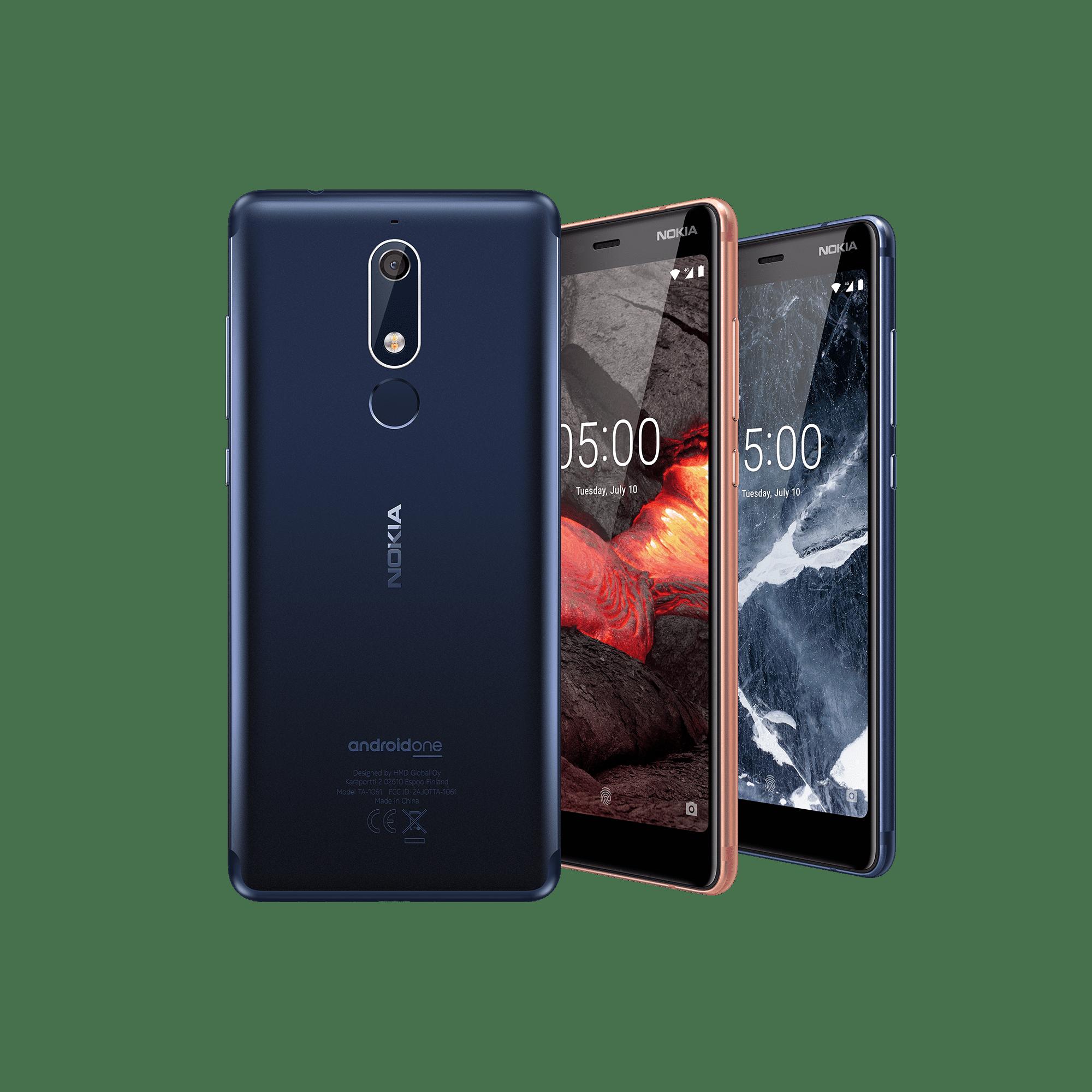 Das Nokia 5.1 kommt im Metallgehäuse und scharfem Bildschirm für rund 200 Euro. trotz der scharfen Konkurrenz ist Android One noch ein Alleinstellungsmerkmal.