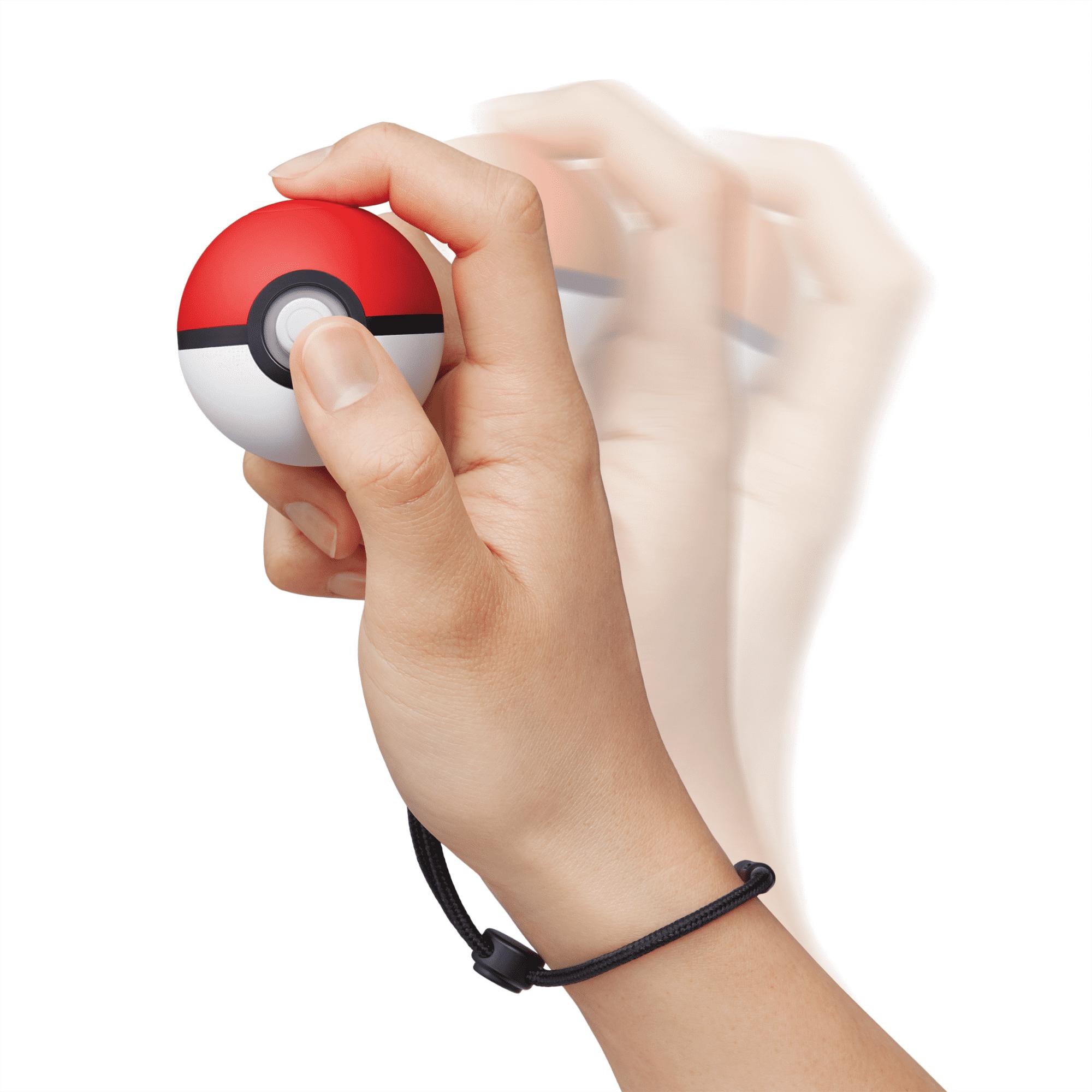 Der neue Spielcontroller Pokéball Plus