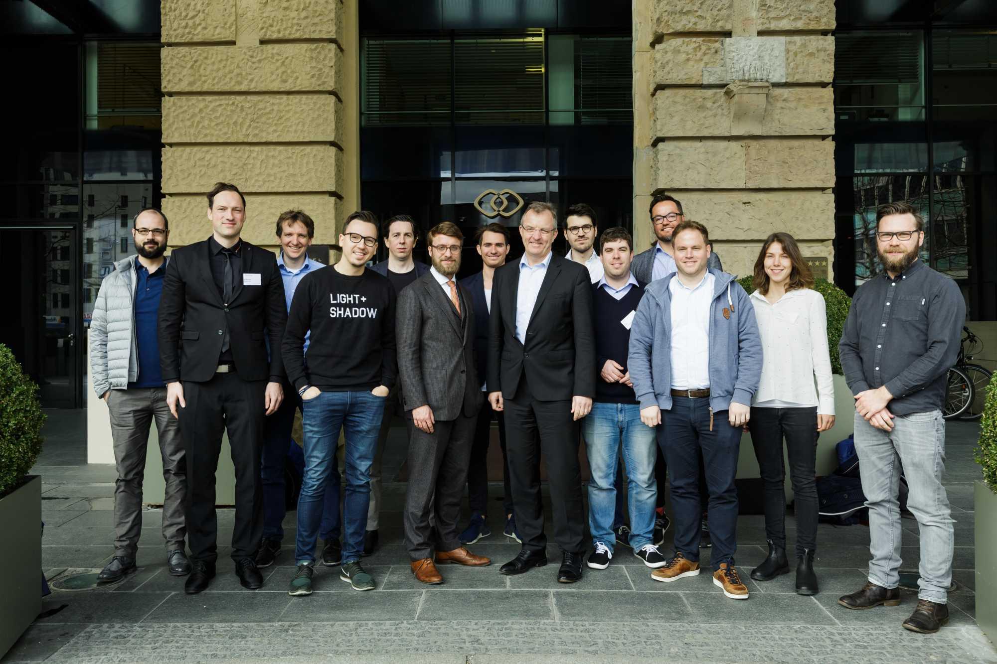 Die Gründung des KI-Verbands in München.