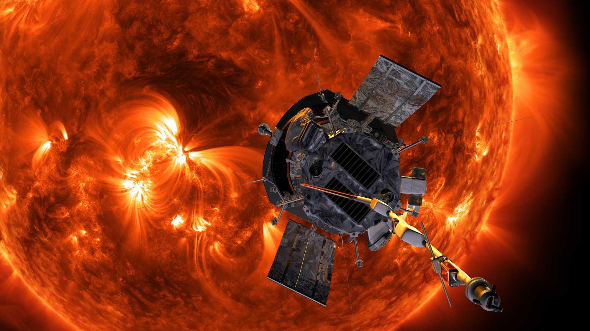Parker Solar Probe: NASA will näher zur Sonne als je zuvor