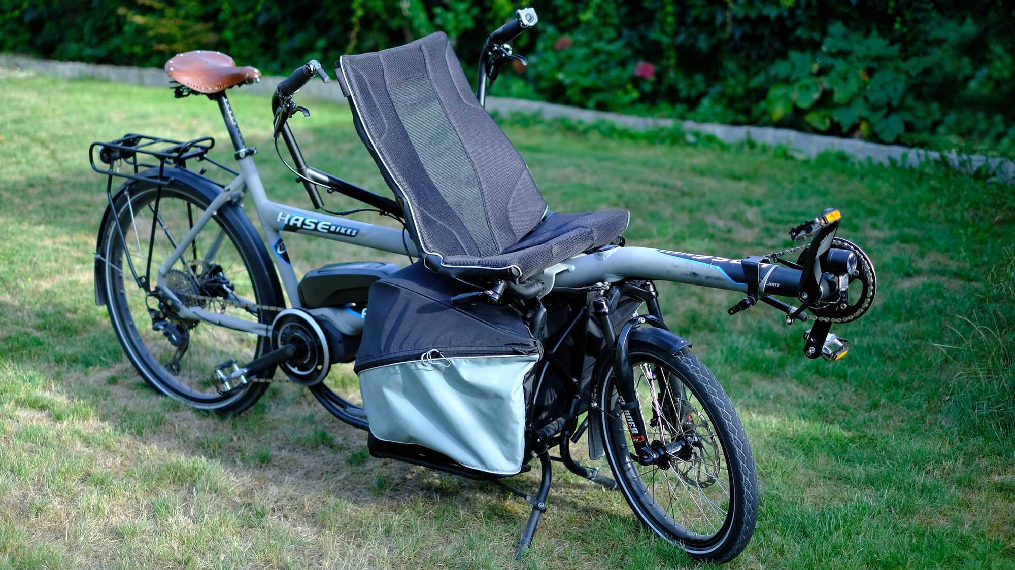 Elektrotandem Pino Steps: E-Bike-Spaß im Doppelpack