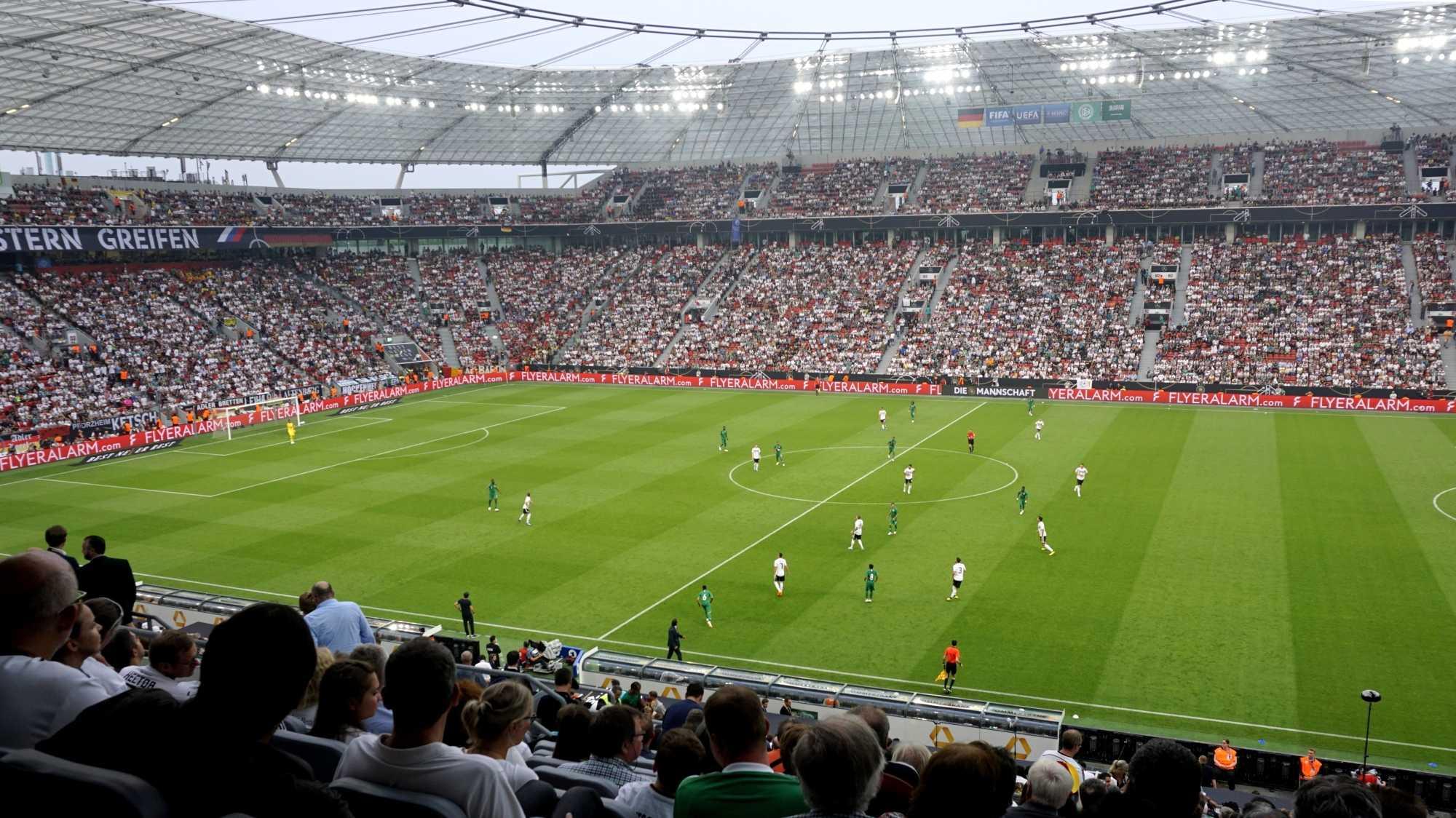 Die Fußball-WM hat durch das frühe Ausscheiden der Deutschen Nationalmannschaft nicht zum erhofften TV-Absatz geführt.