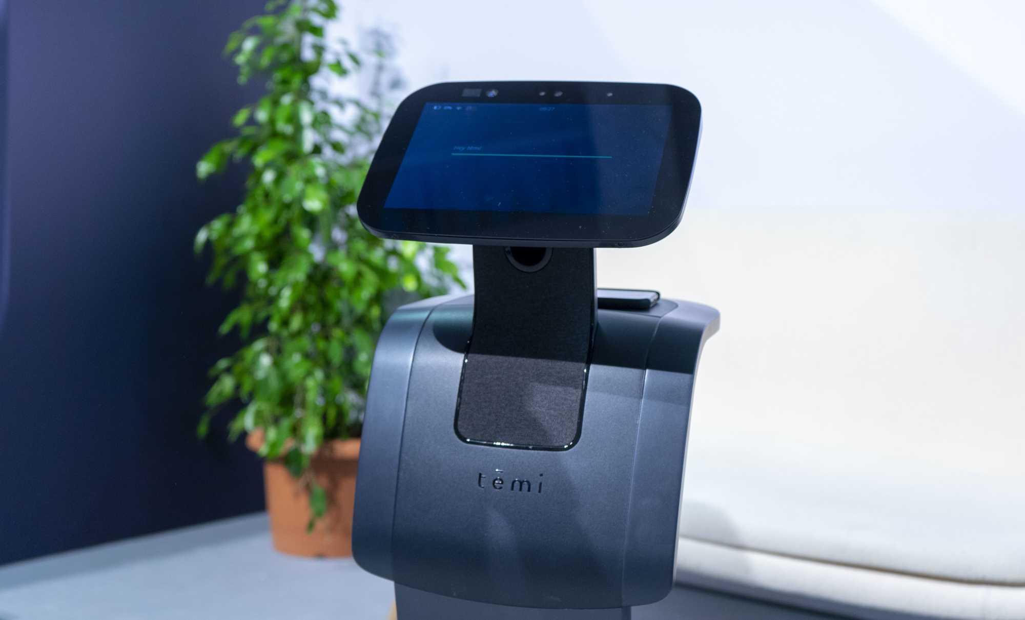 """Temis """"Kopf"""" ist ein Android-Tablet."""