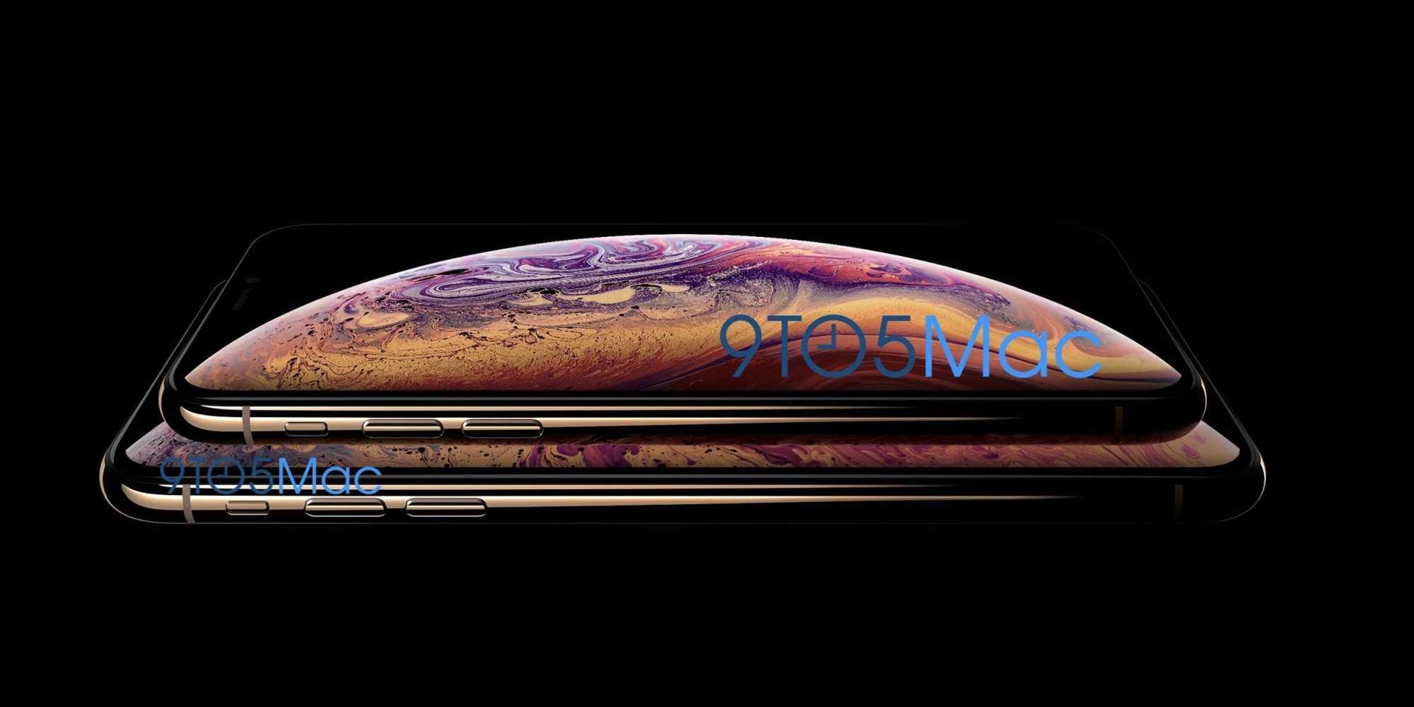 """Das iPhone Xs wird es mit 5,8""""- und neuem 6,5""""-OLED-Display geben."""