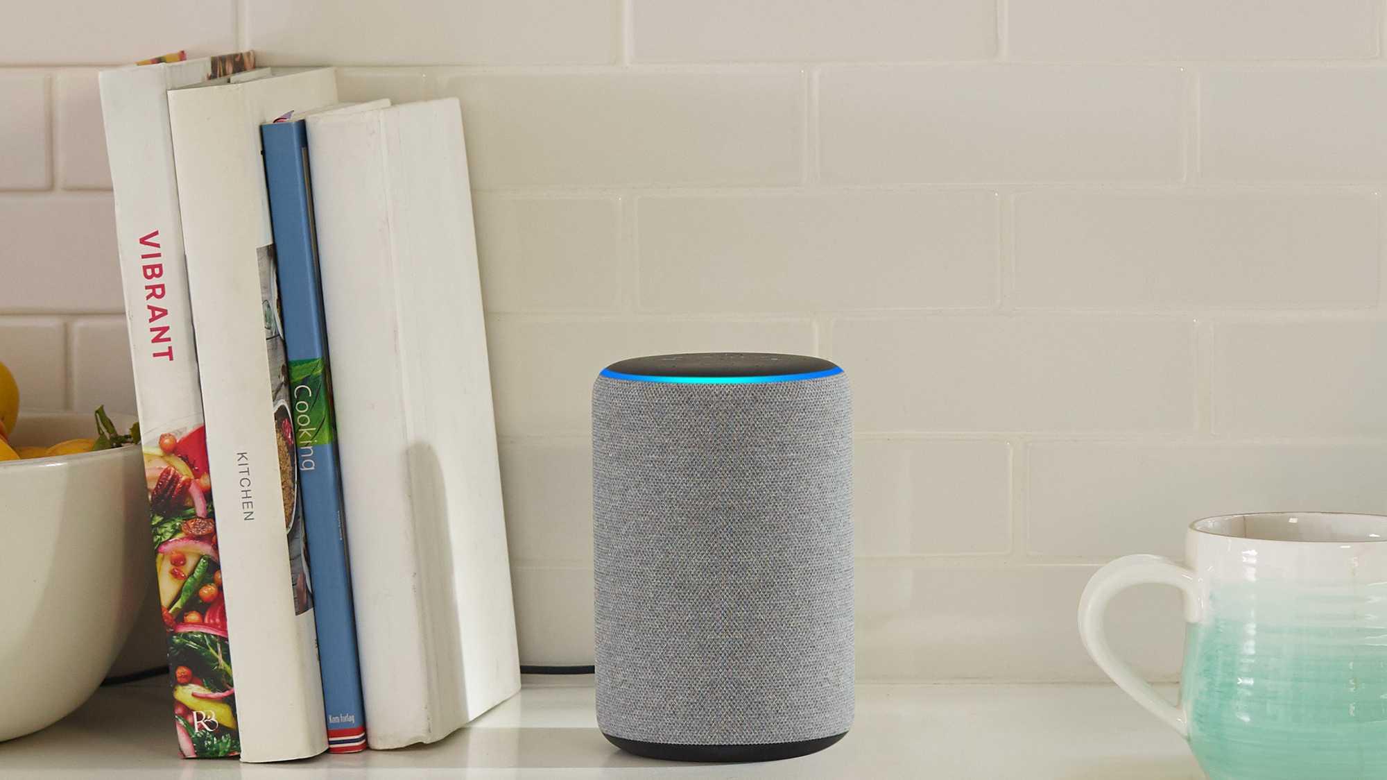 Neuer Echo Plus: Besserer Sound, neues Design und mehr Smart-Home-Funktionen
