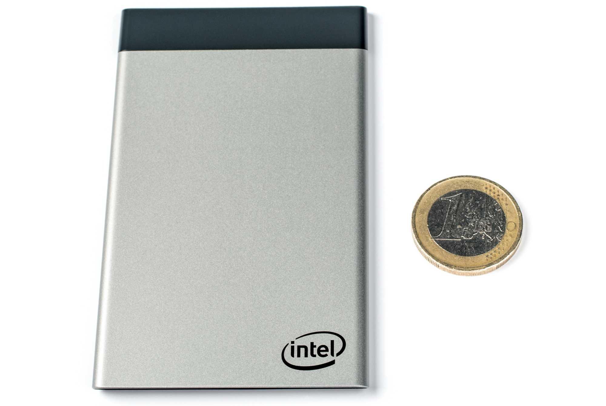 Intel Compute Card mit Core m3-7Y30