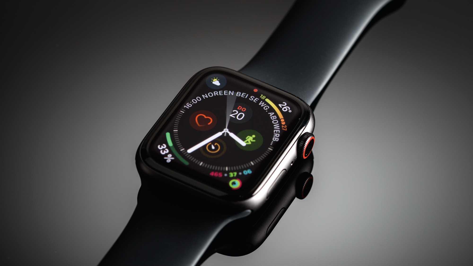 Apple Watch 4 Komplikationen