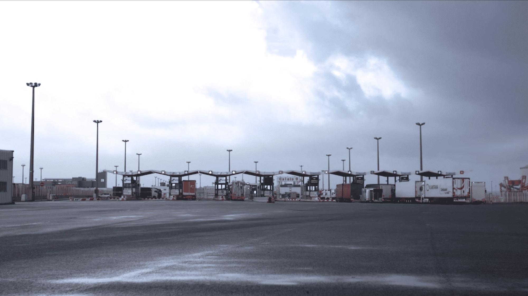 Port Boulogne Calais (Screenshot aus Video)