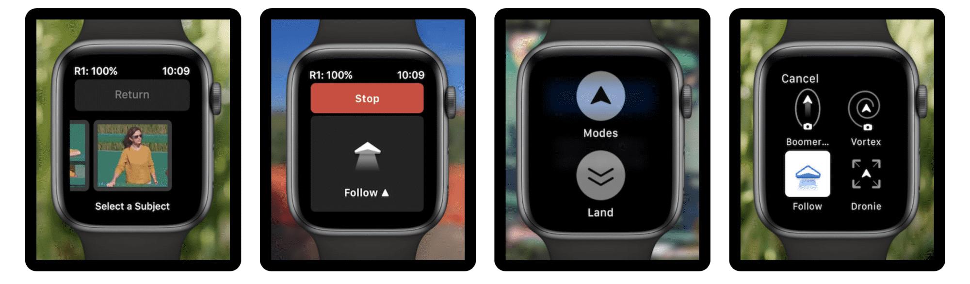 Apple Watch Skydio