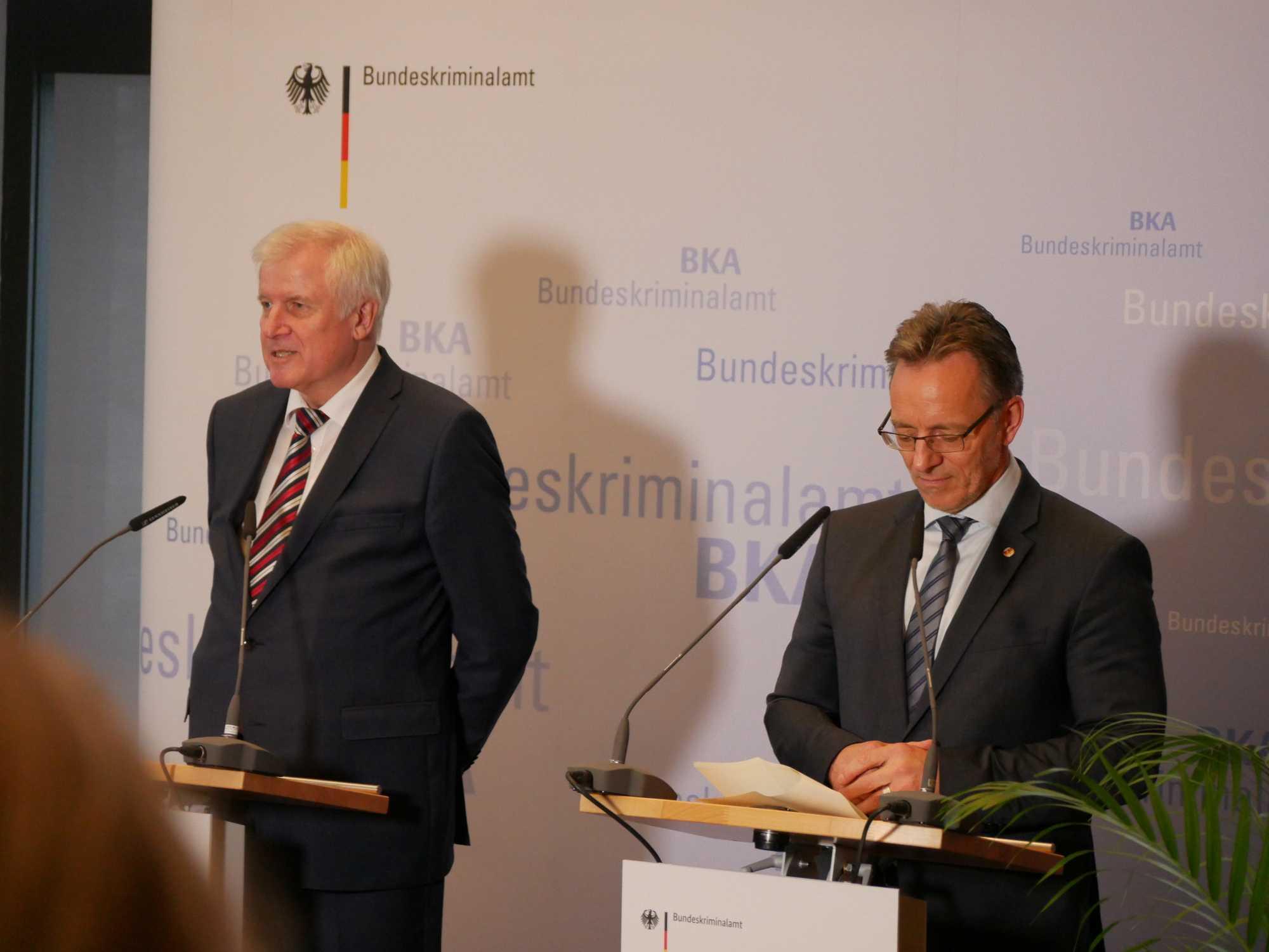 BKA-Chef fordert neue Kompetenzen und schafft Cybercrime-Abteilung
