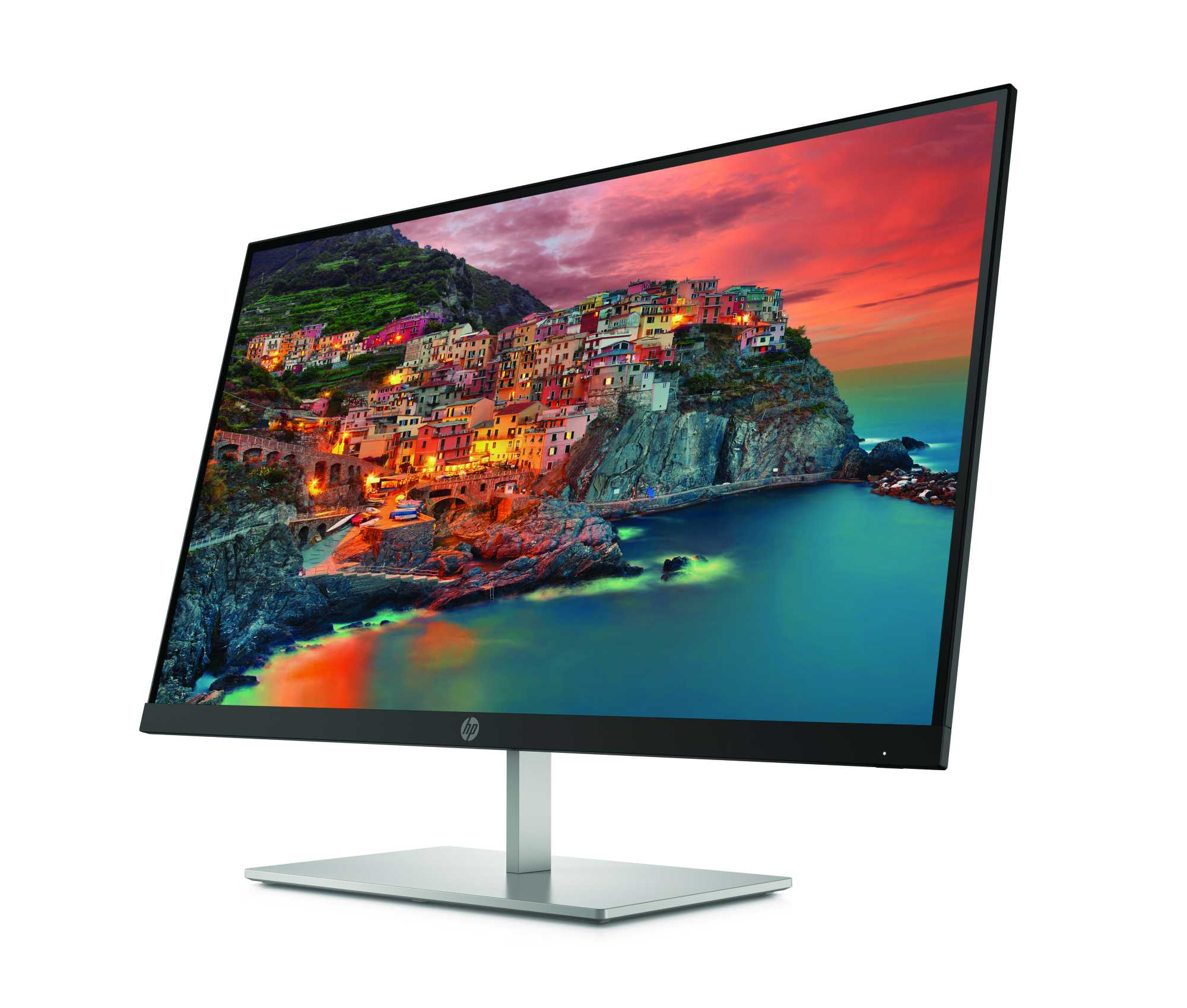 Das Pavilion 27 Quantum Dot Display zeigt 2560 x 1440 Pixel und nutzt Quantenpunkte.