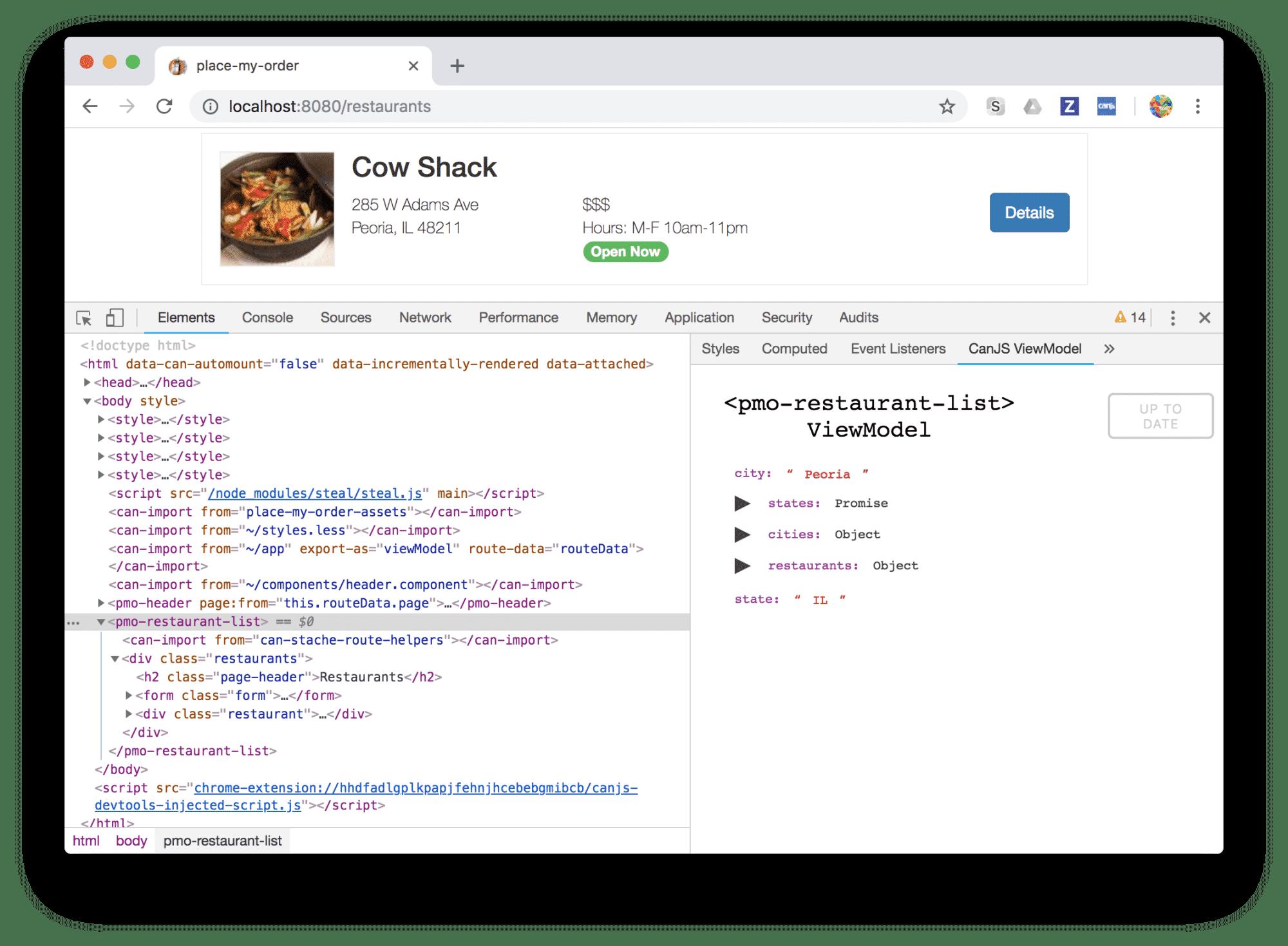 JavaScript-Framework: DoneJS 3.0 bringt inkrementelles Rendering