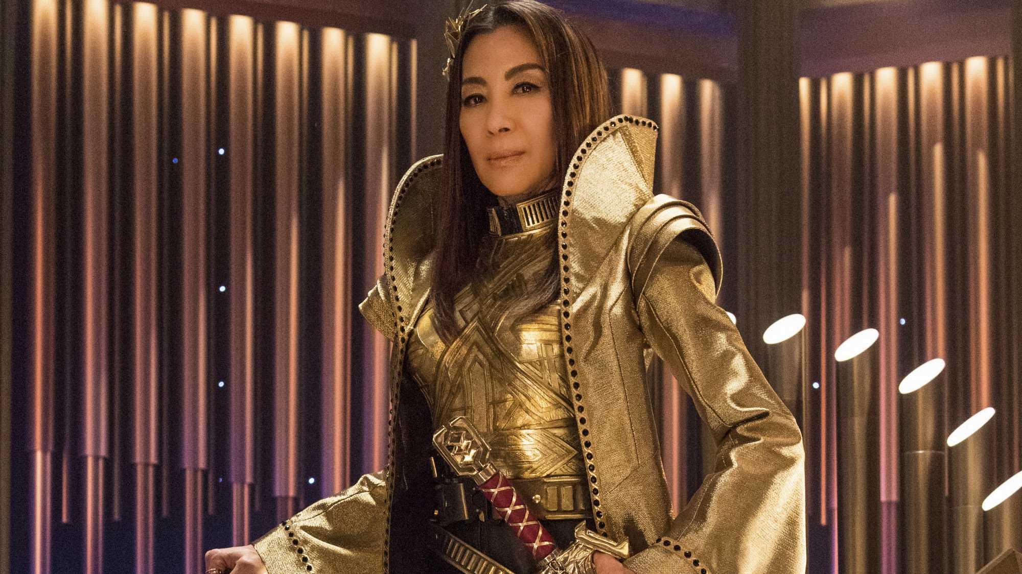 Star-Trek-Discovery-Spinoff mit Michelle Yeoh angekündigt