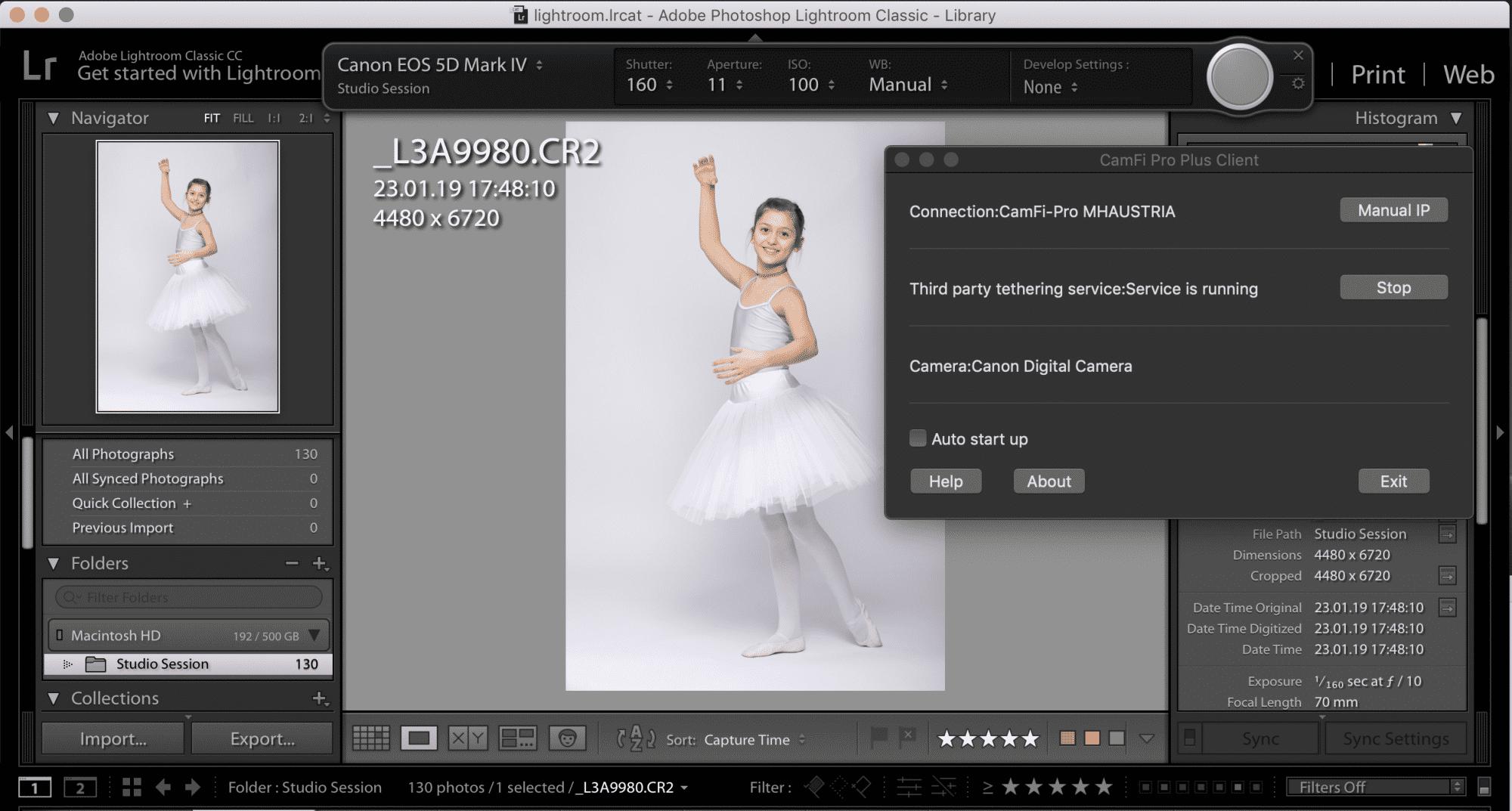 Kurztest: CamFi Pro Plus – Kabellos Fotografieren
