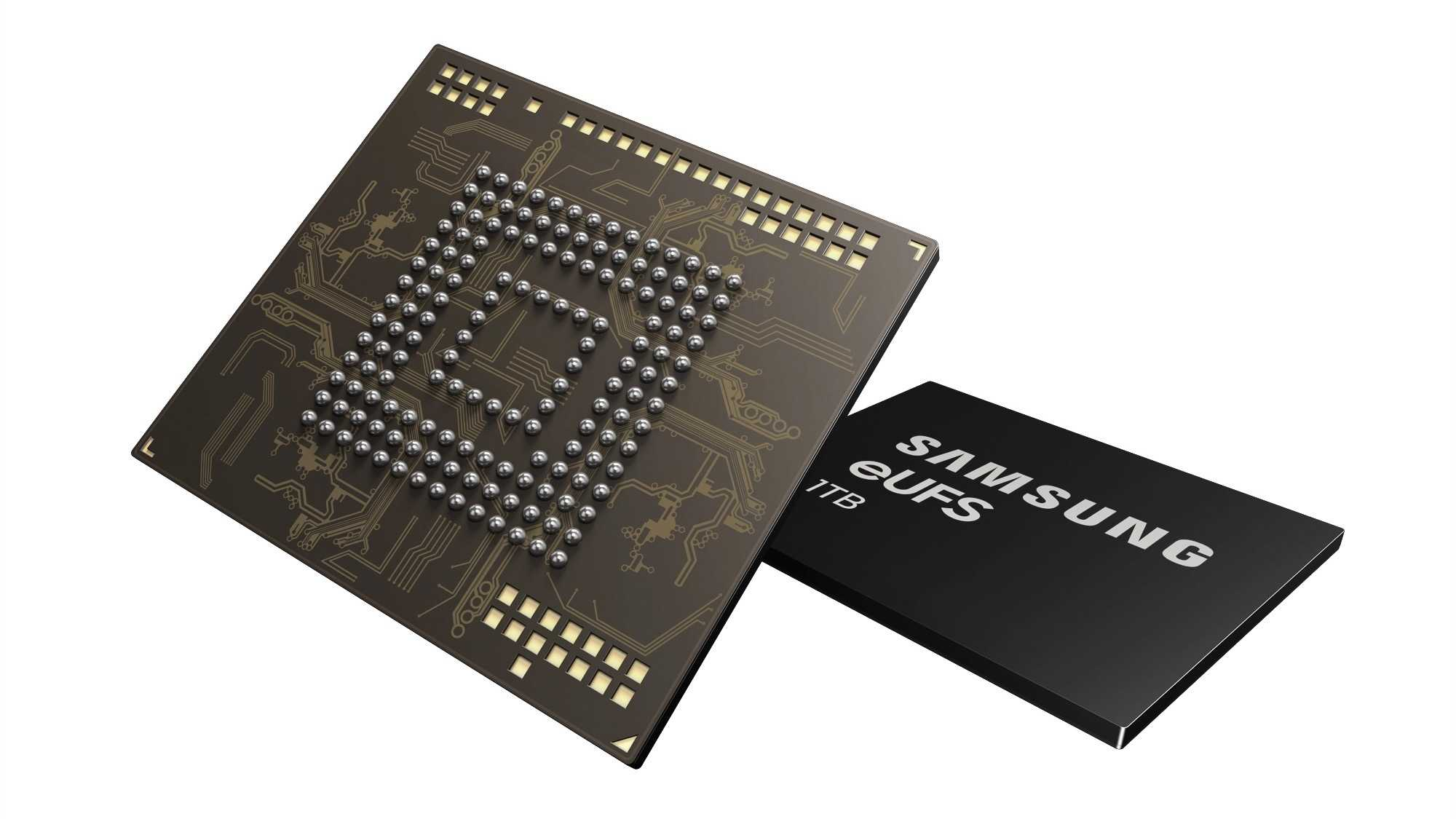 Samsung eUFS 2.1 1 TByte