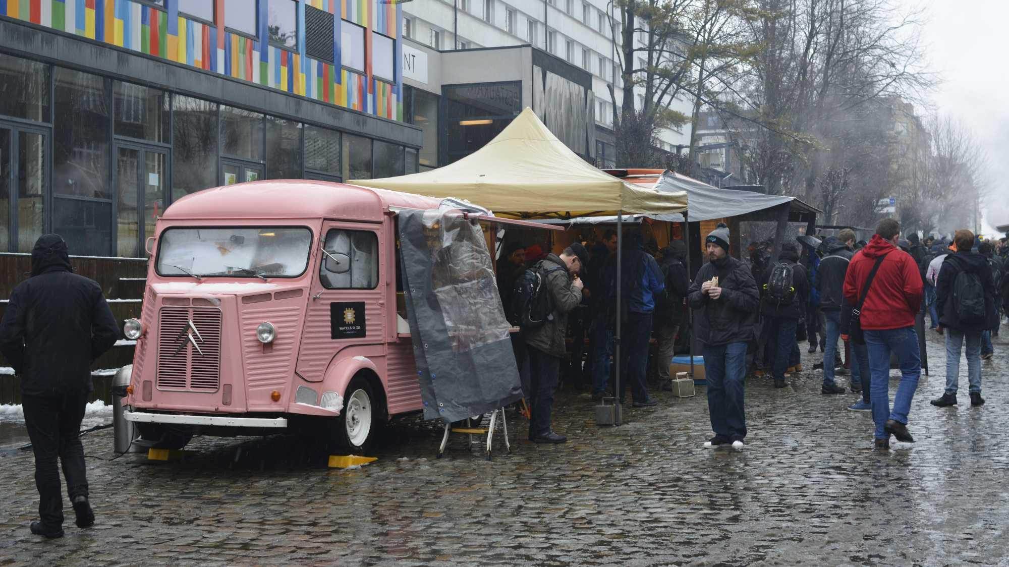 Reisebericht von der FOSDEM-Konferenz in Brüssel: Die Open-Source-Nerds werden politisch
