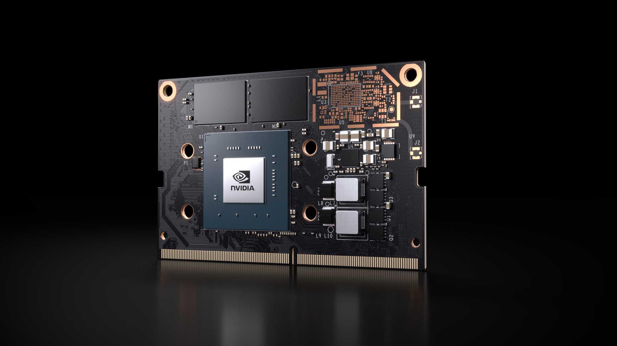 GTC 2019: Nvidia Jetson Nano - Entwicklerkit für 99 US-$