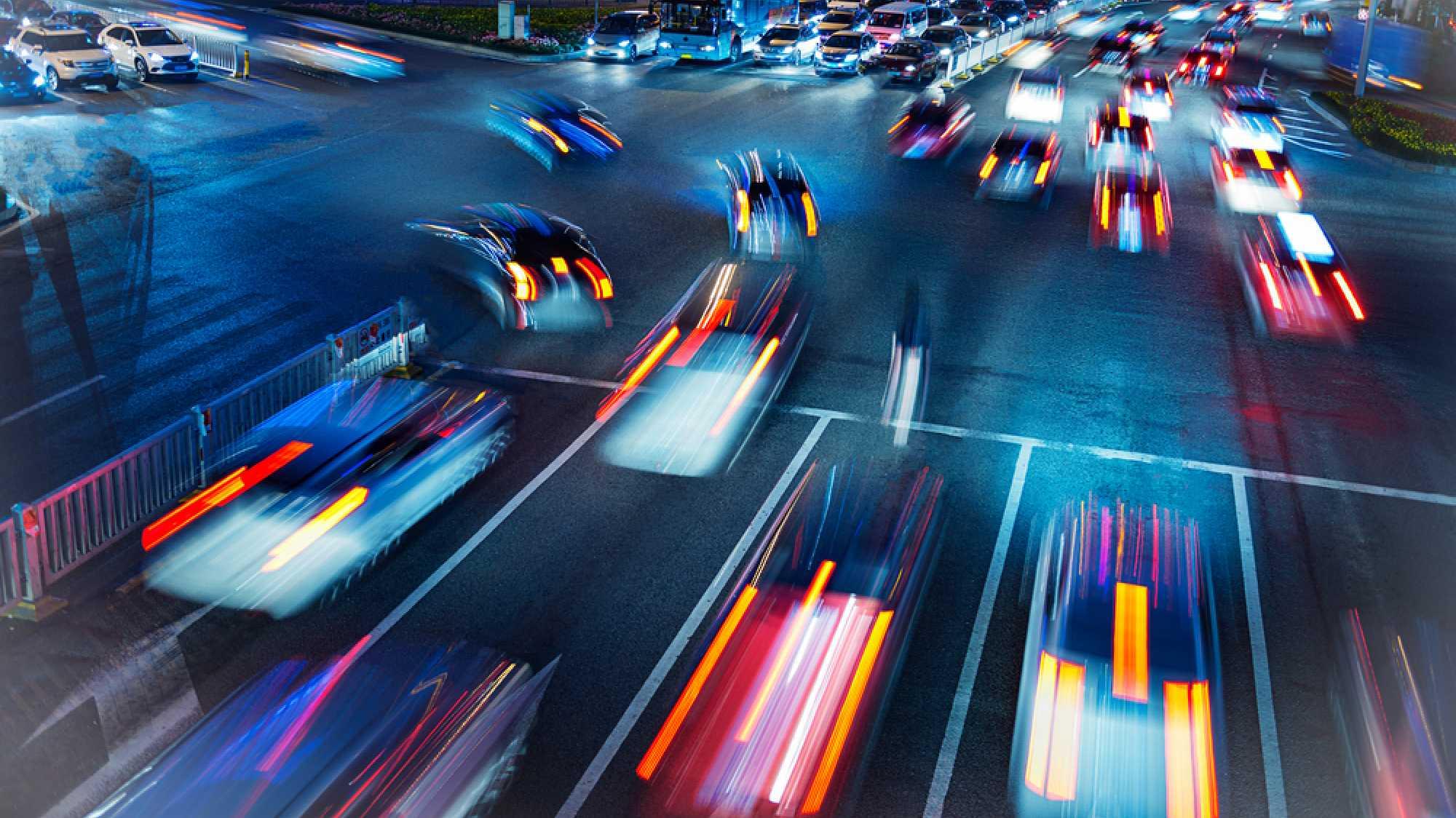 Verkehr, Autos, Infrastruktur