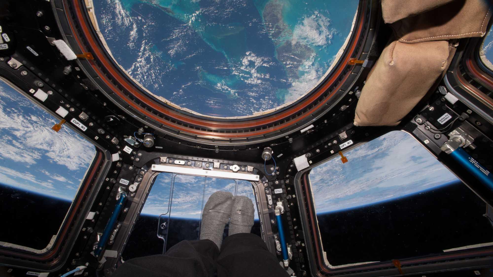 Ende der ISS-Jahresmission: Rückkehr nach fast einem Jahr im All, ISS, Scott Kelly