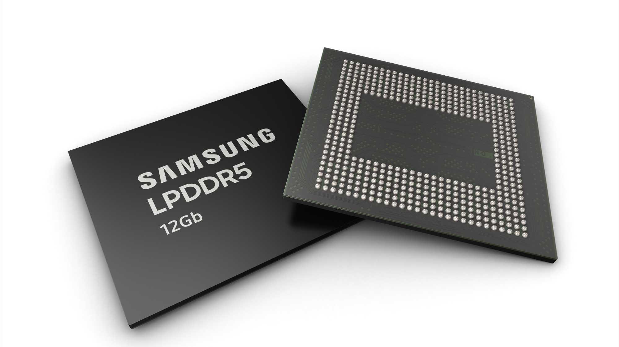 Erster LPDDR5-RAM für High-End-Smartphones ist schneller und sparsamer