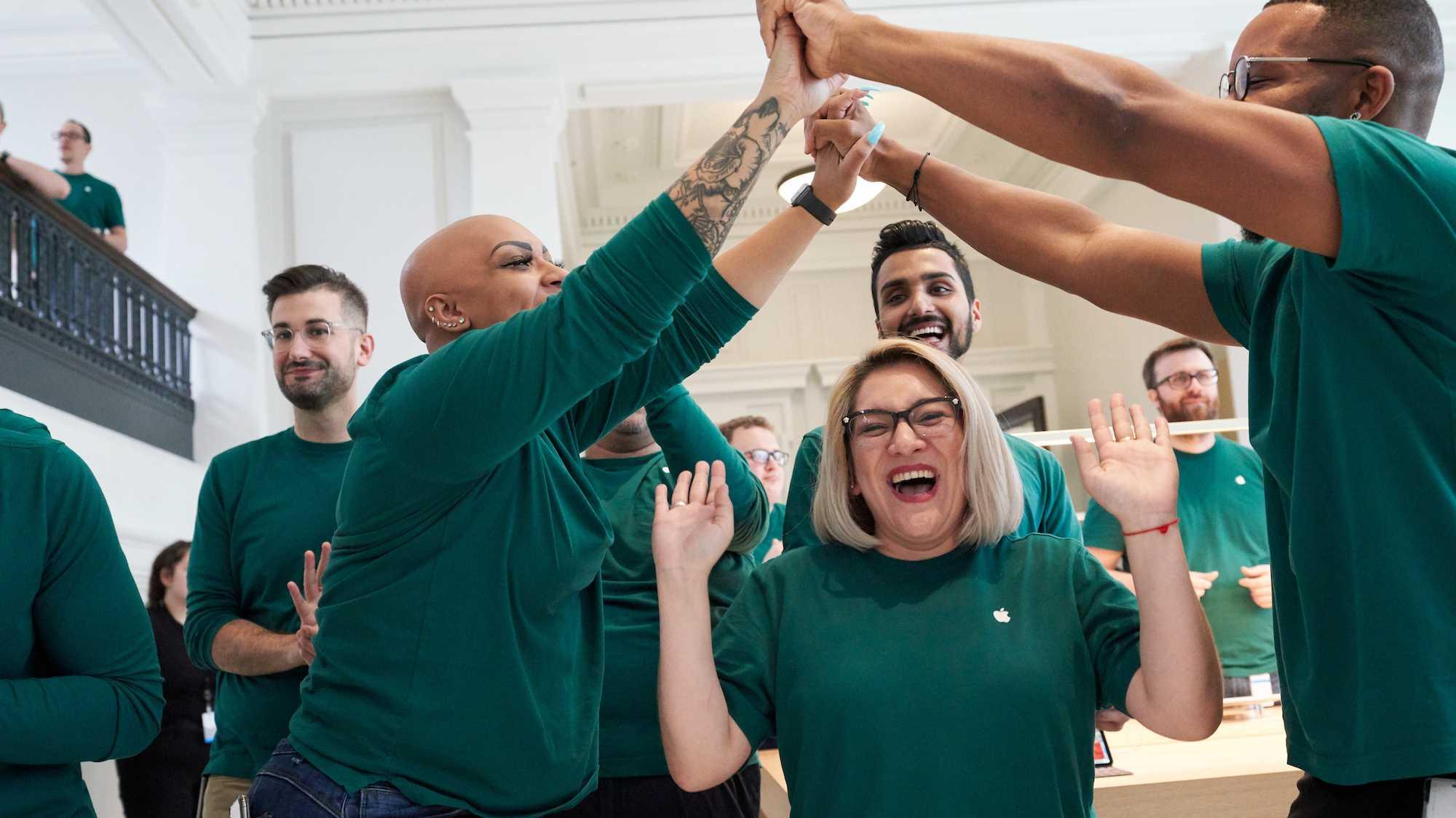 Apple sieht sich als US-Jobmotor