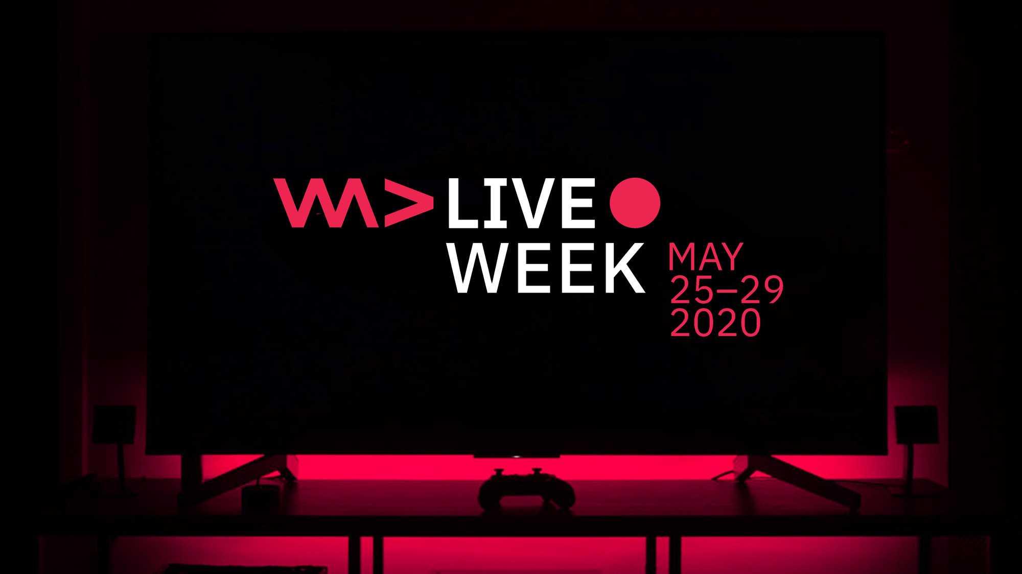 Am Freitag online: WeAreDevelopers Live Week – u.a. mit Web APIs, RxJS und ML