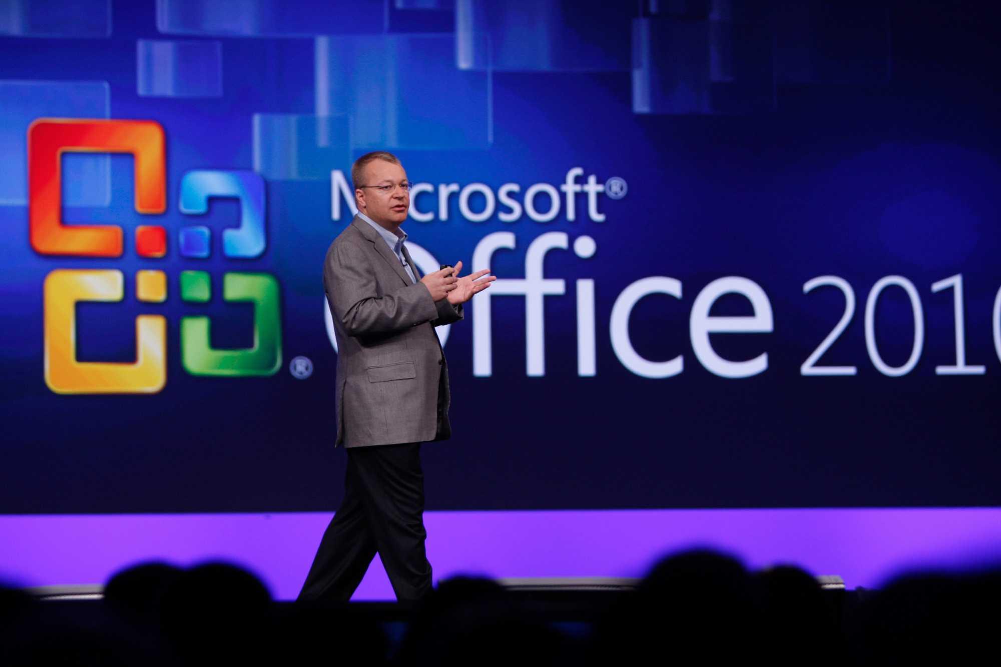Stephen Elop wechselt von Microsofts Business Division zu Nokia