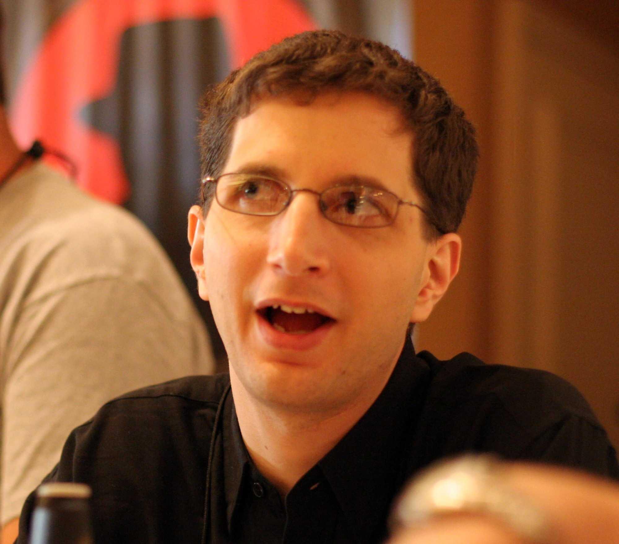 Jeff Moss (Bild: ICANN)