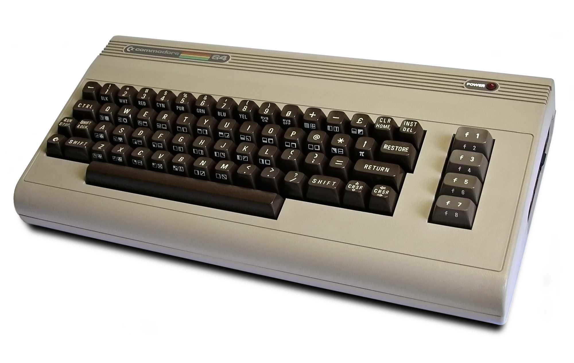 Der Commodore C64