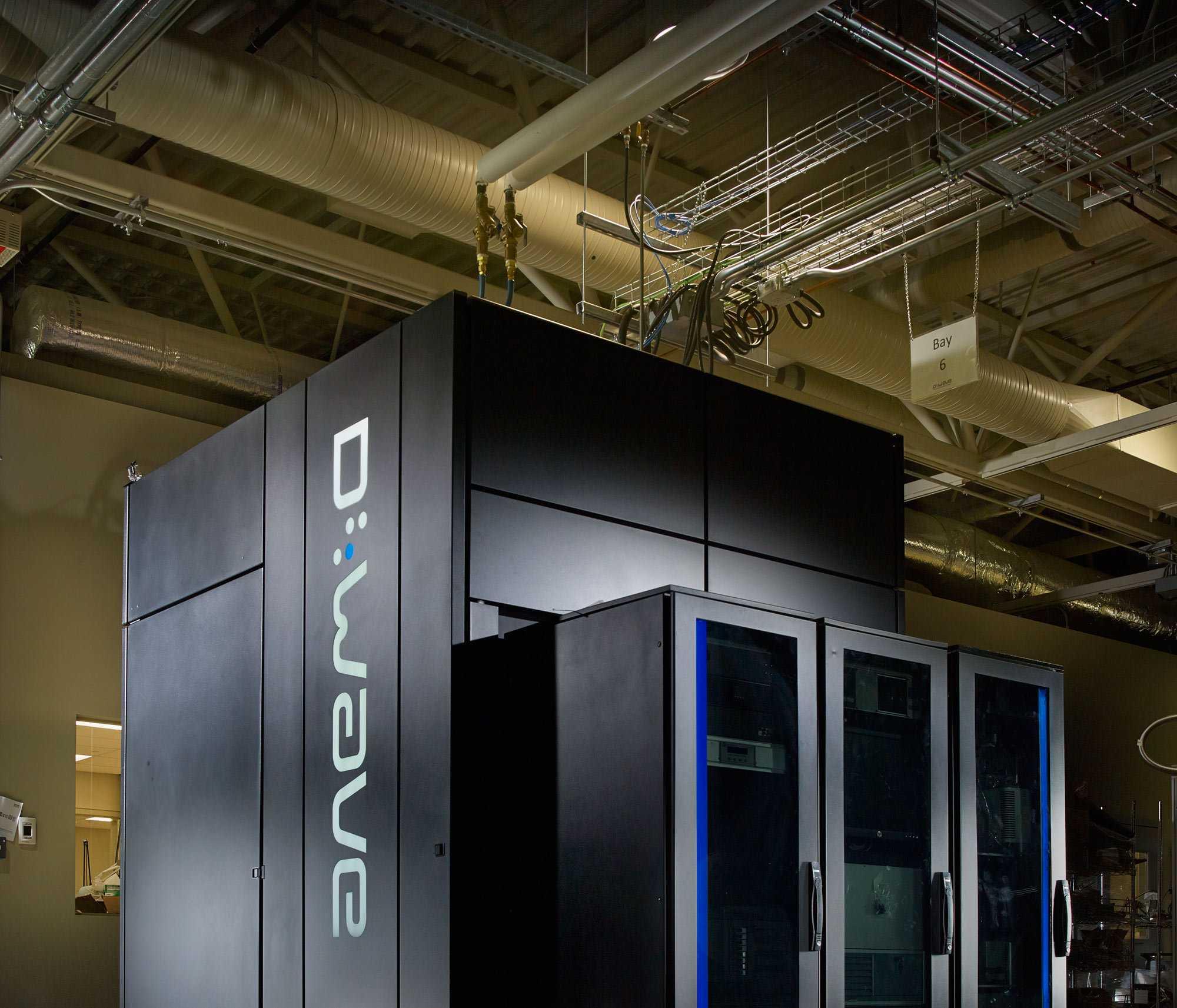 Google und die NASA haben sich bereits einen QuantenComputer von D-Wave mit 512 Qubits angeschafft.