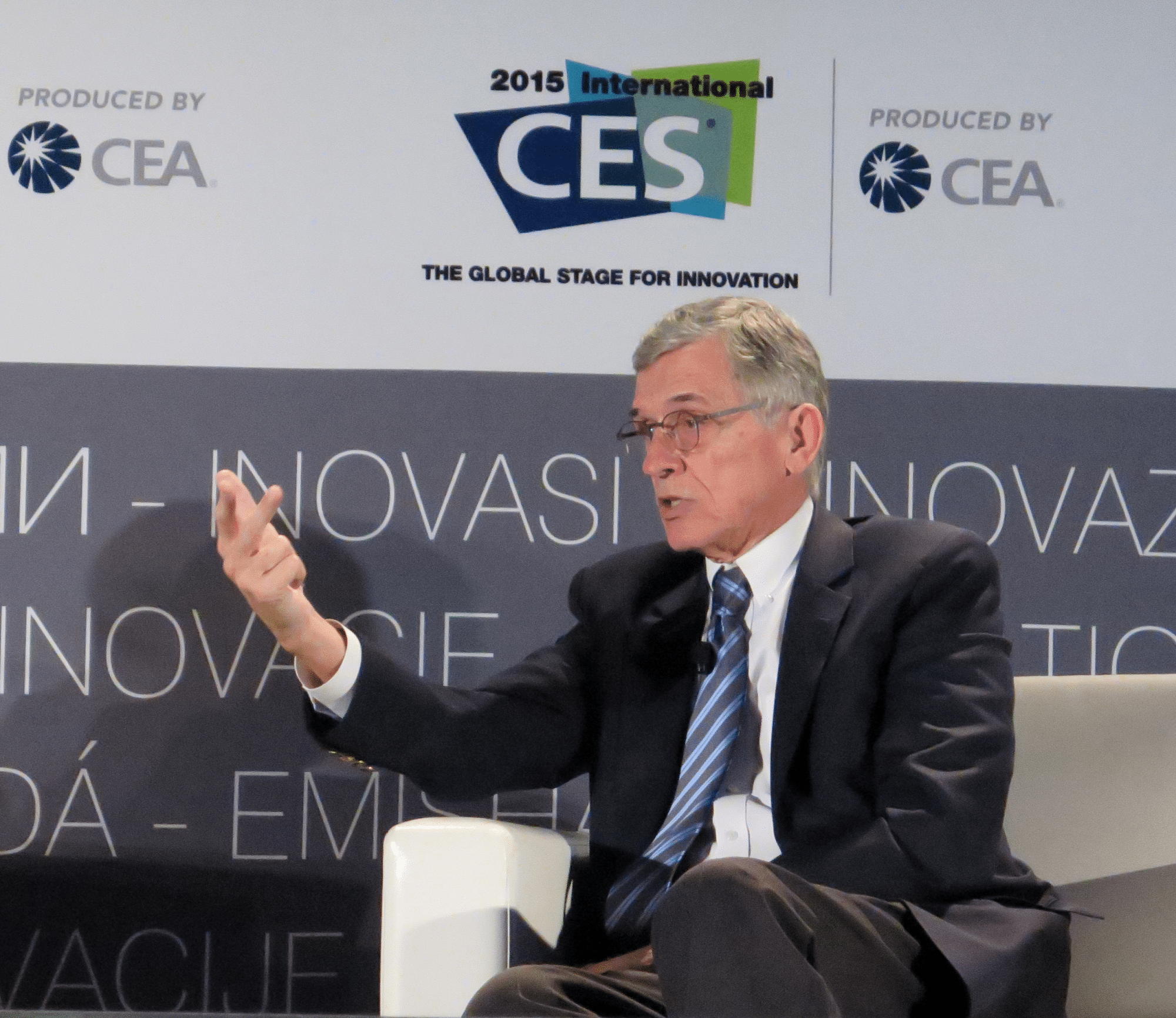 Tom Wheeler, Chairman FCC